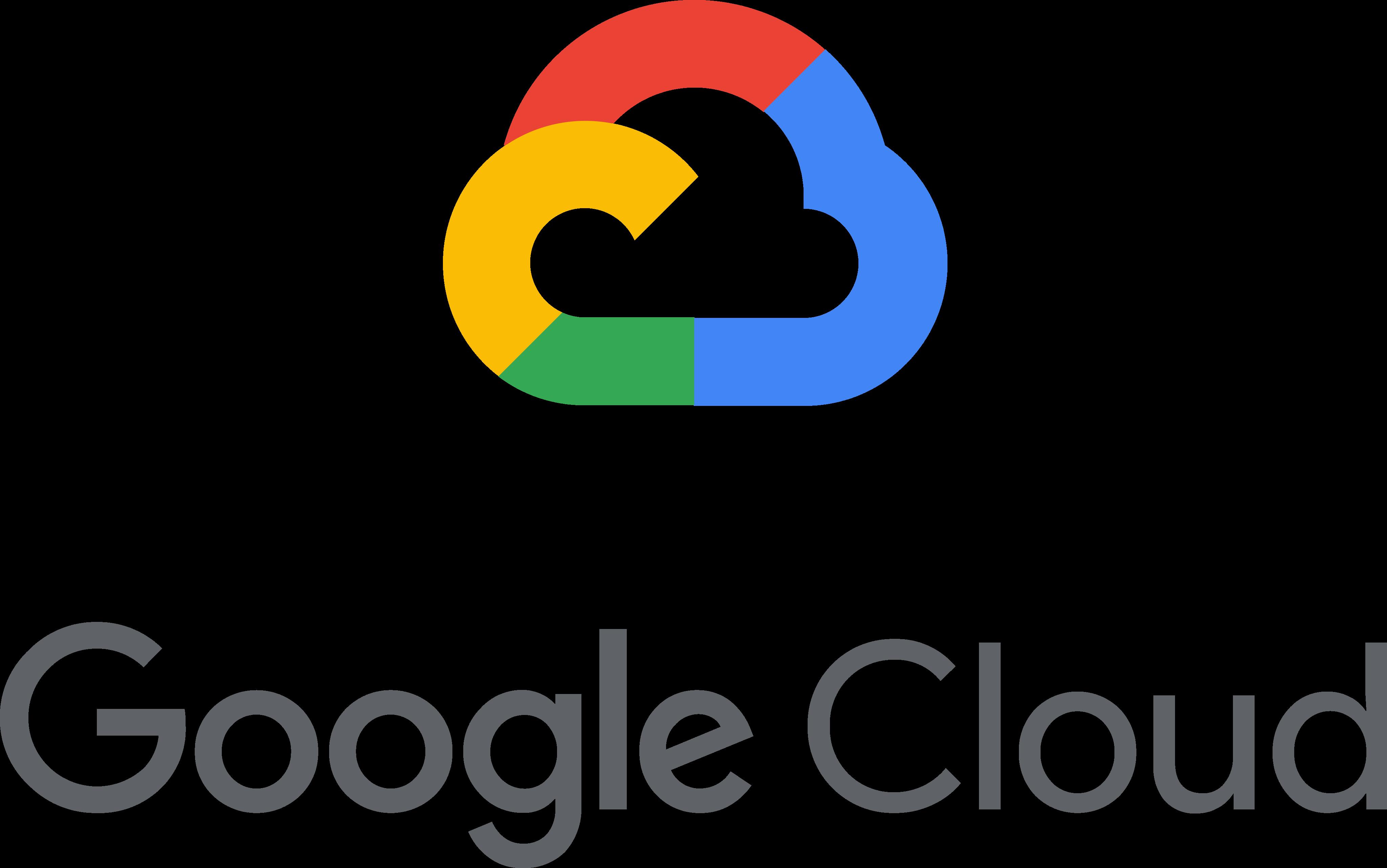 google cloud logo 1 - Google Cloud Logo