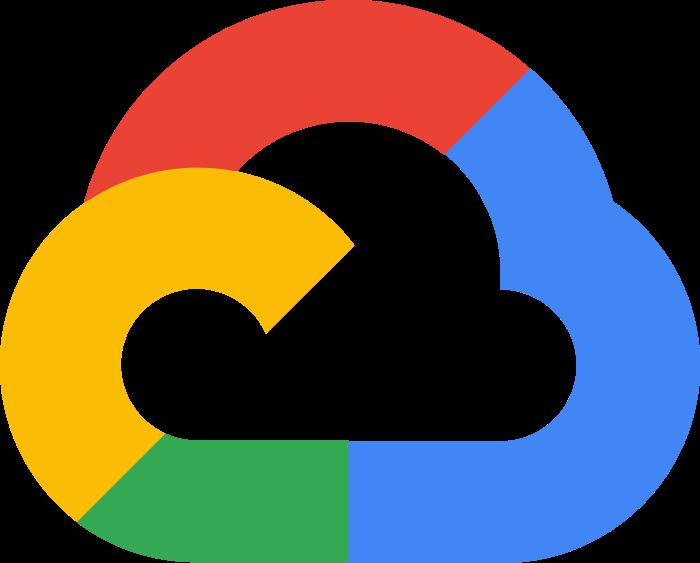 google cloud logo 6 - Google Cloud Logo