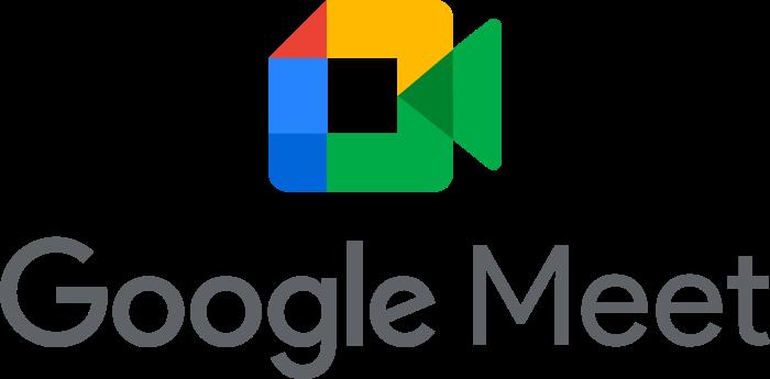 Google Meet Logo.