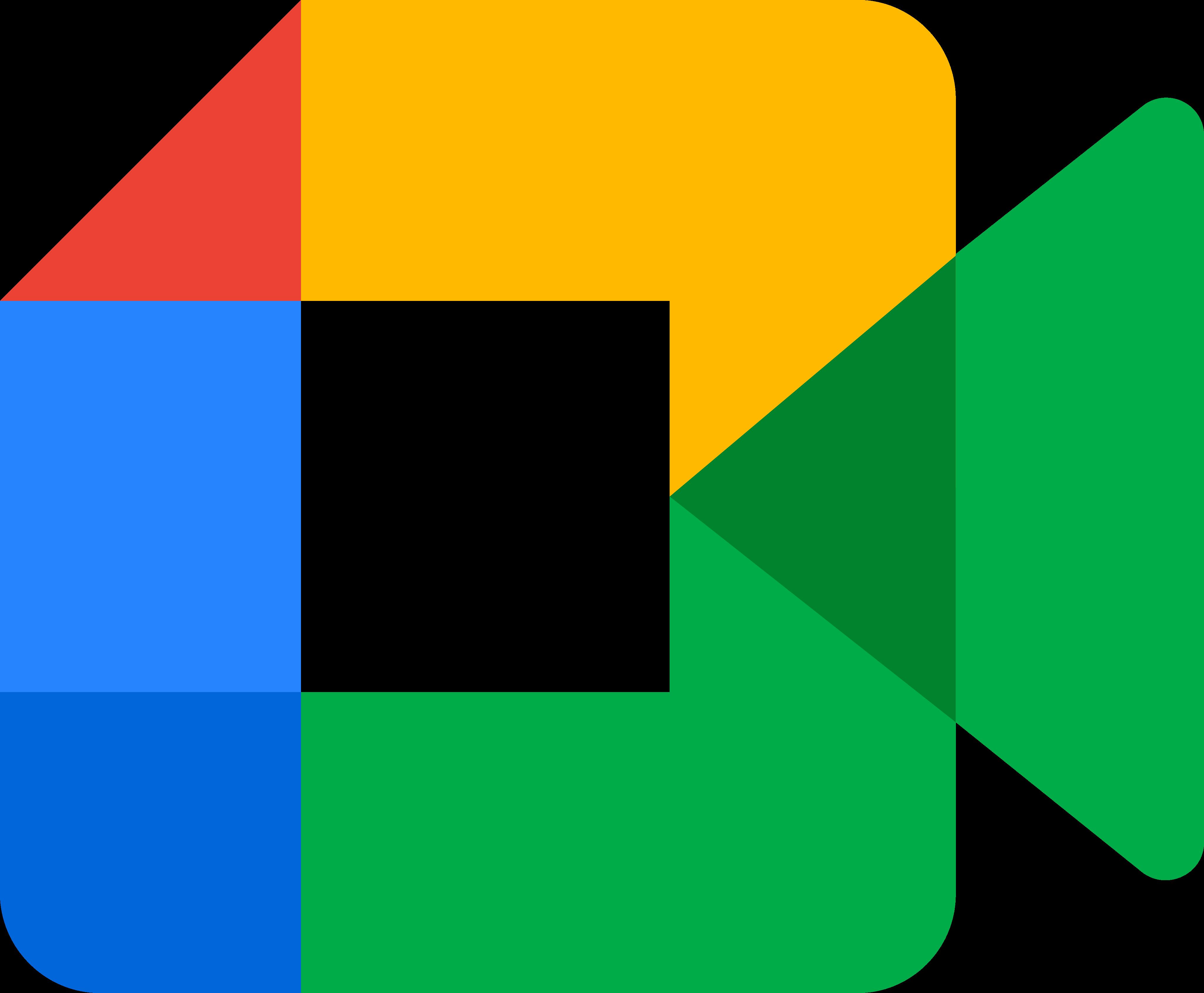 google meet logo 6 - Google Meet Logo