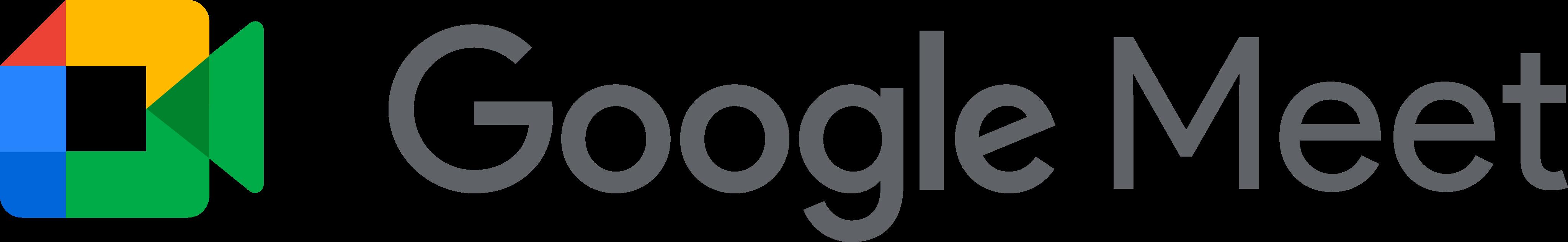 google meet logo - Google Meet Logo