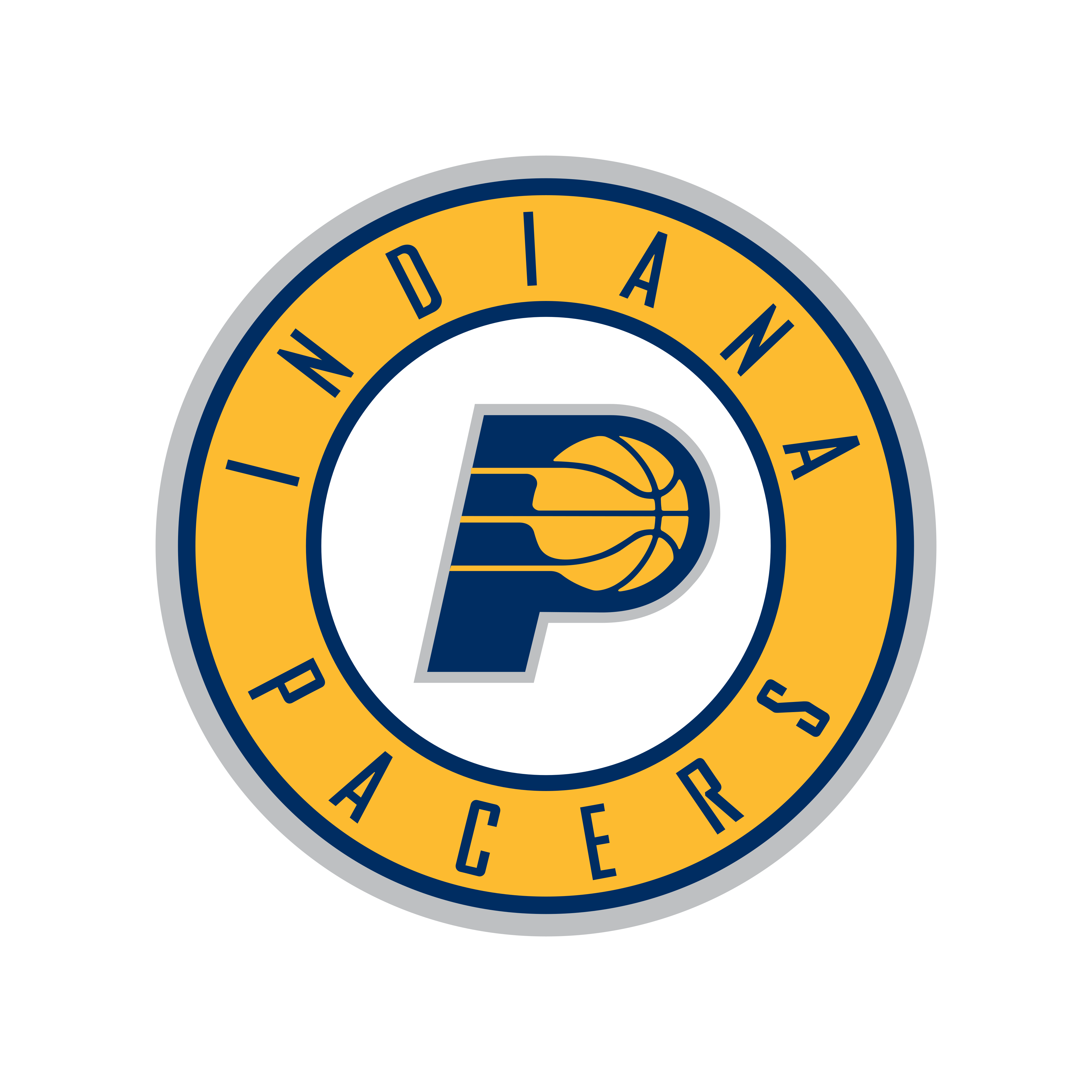 indiana pacers logo 0 - Indiana Pacers Logo