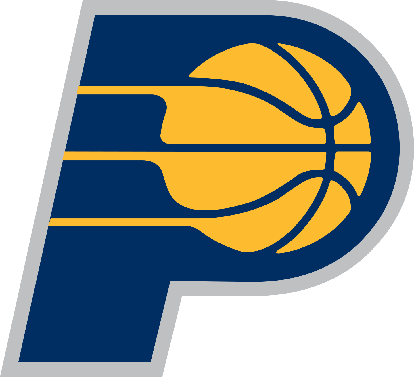 indiana pacers logo 2 - Indiana Pacers Logo