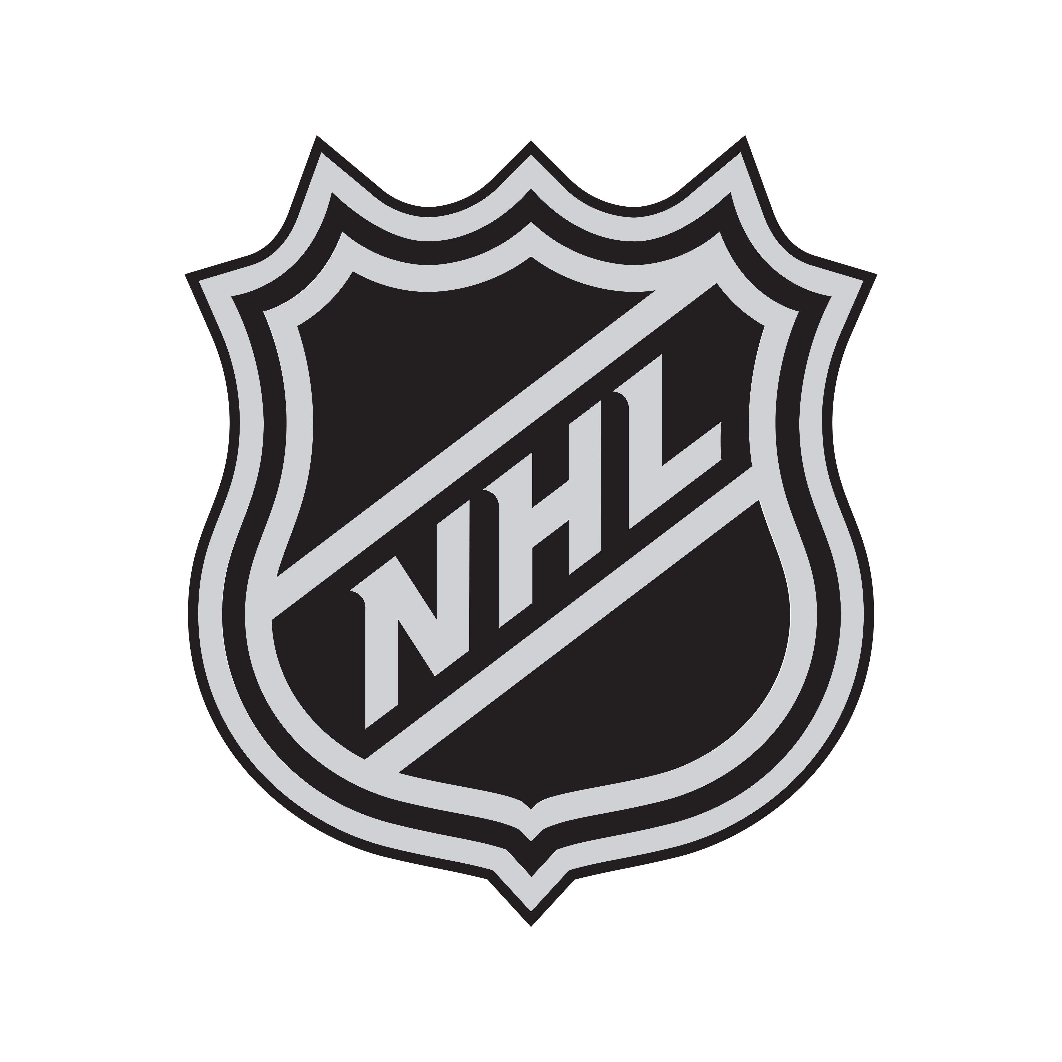 nhl logo 0 - NHL Logo - National Hockey League Logo