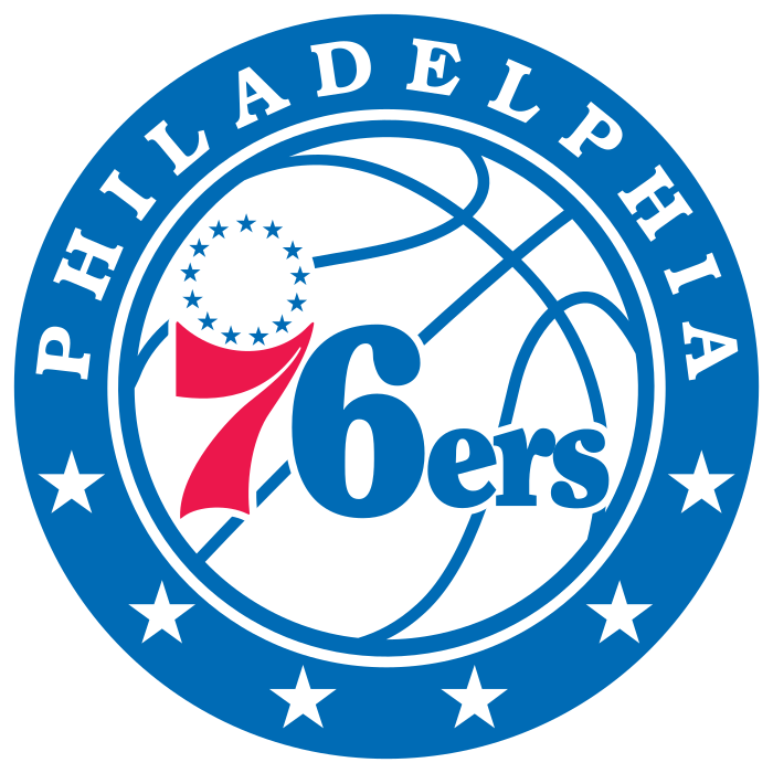 philadelphia 76ers logo 3 - Philadelphia 76ers Logo