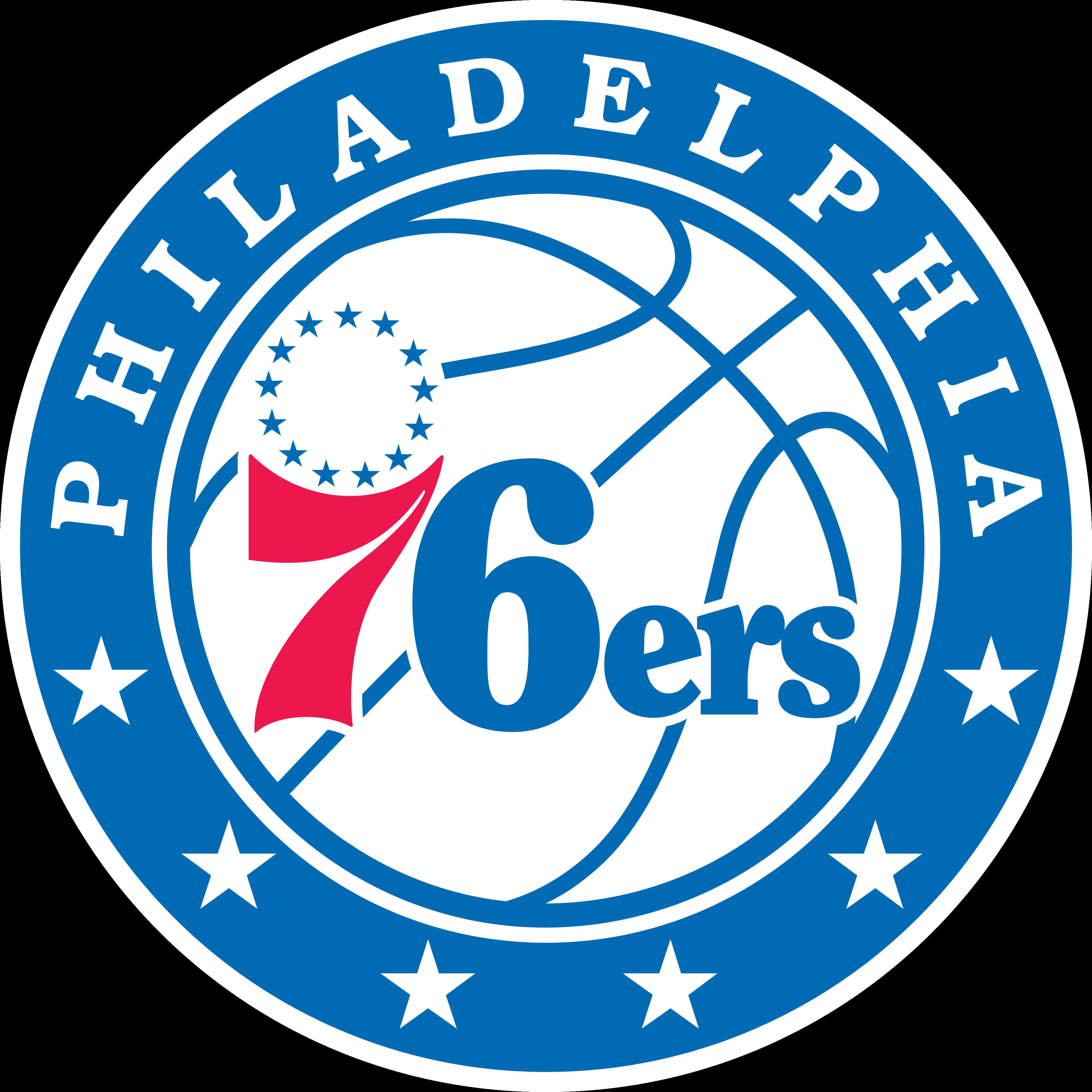 philadelphia 76ers logo - Philadelphia 76ers Logo