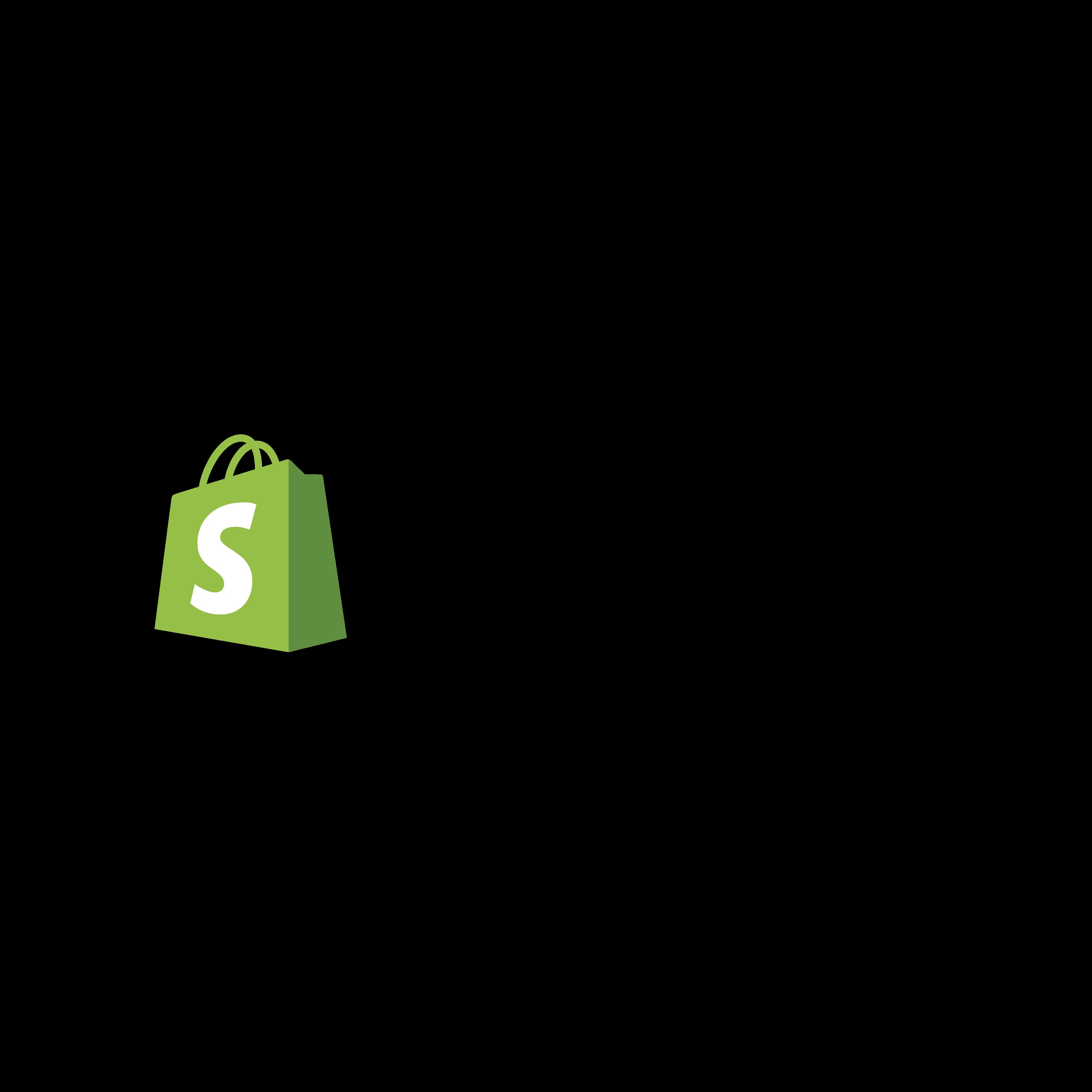 shopify logo 0 - Shopify Logo