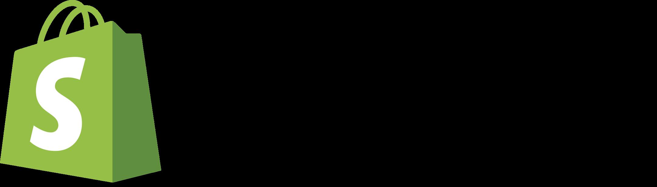 shopify logo 1 - Shopify Logo
