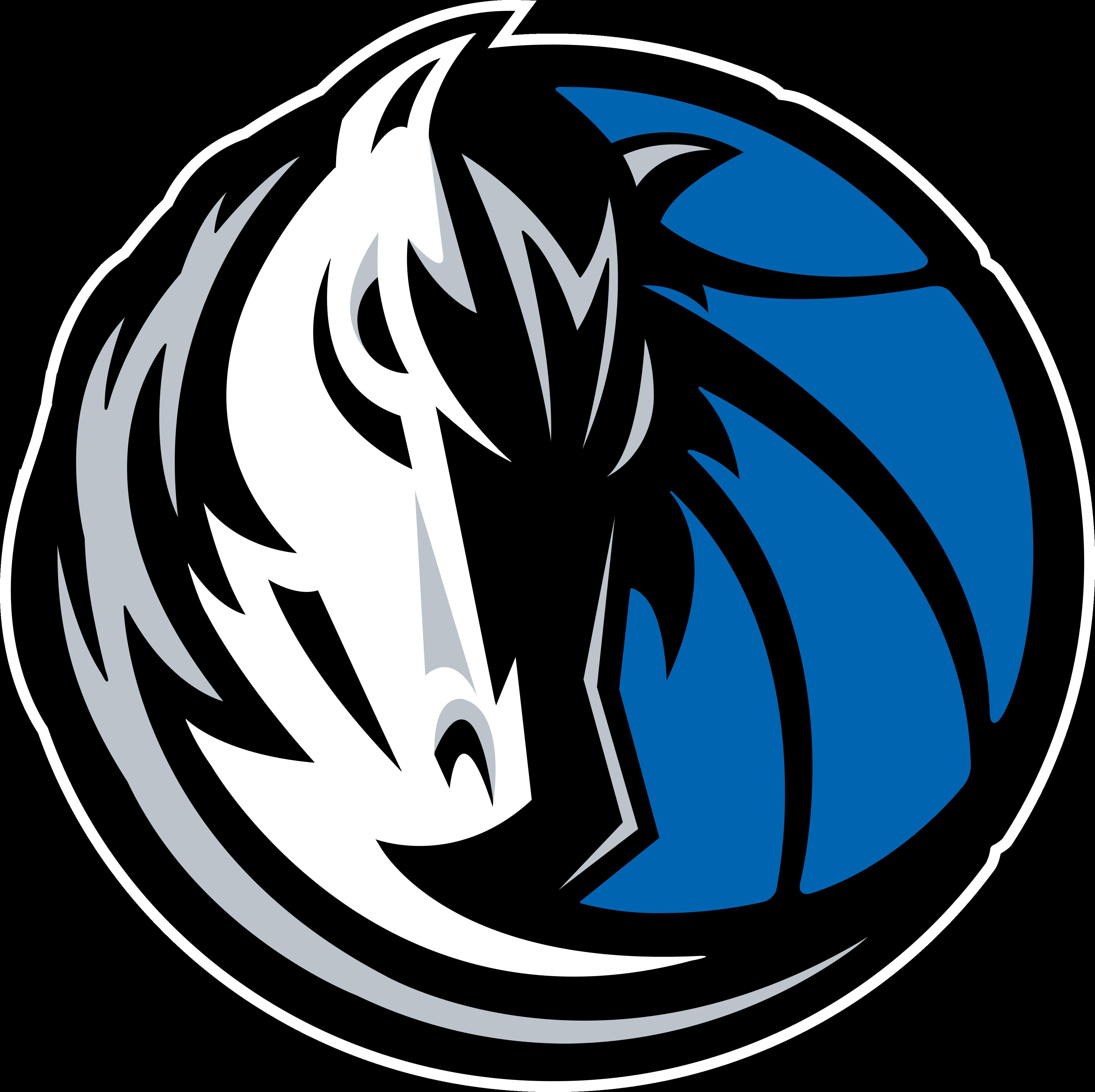 Dallas Mavericks Logo.