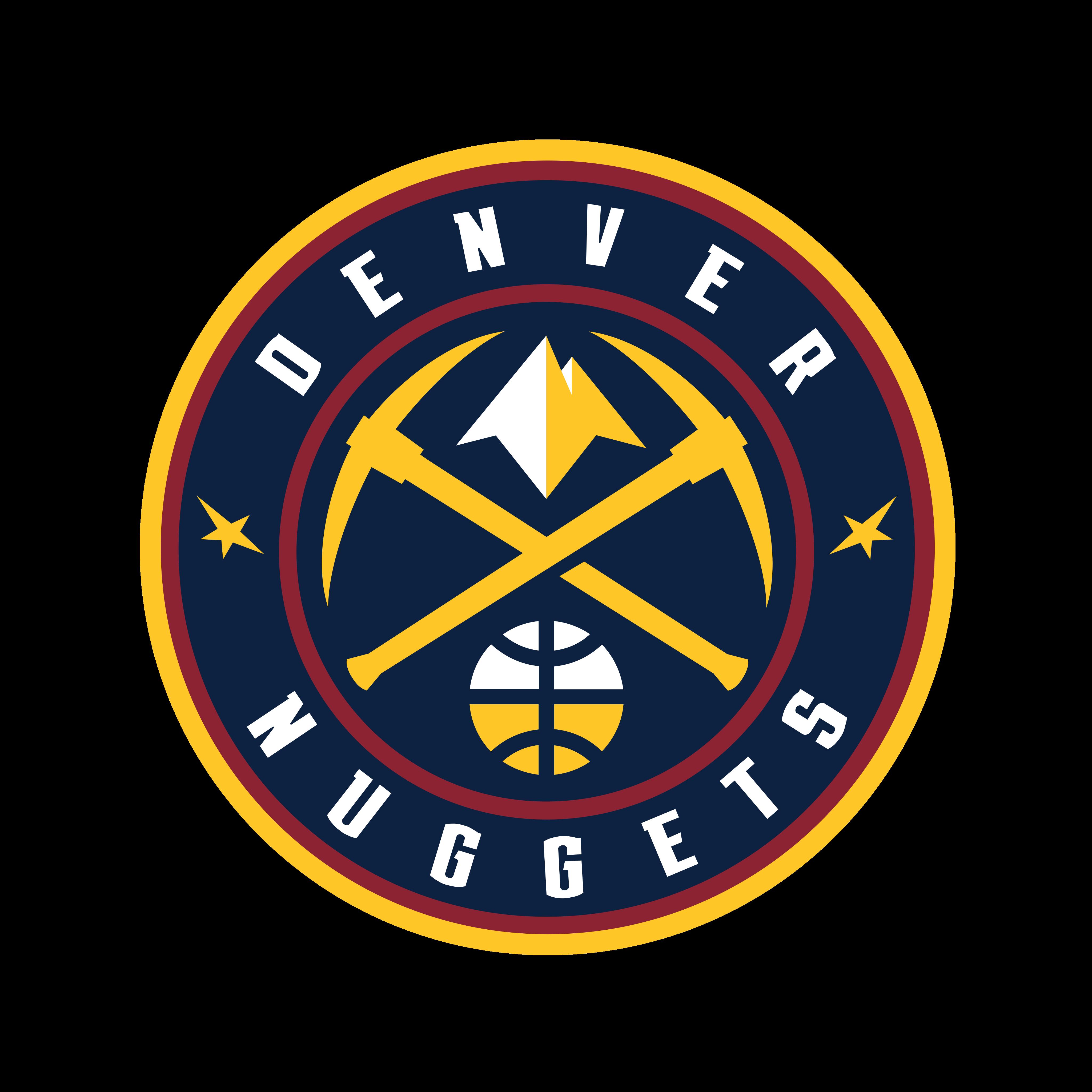 denver nuggets logo 0 - Denver Nuggets Logo