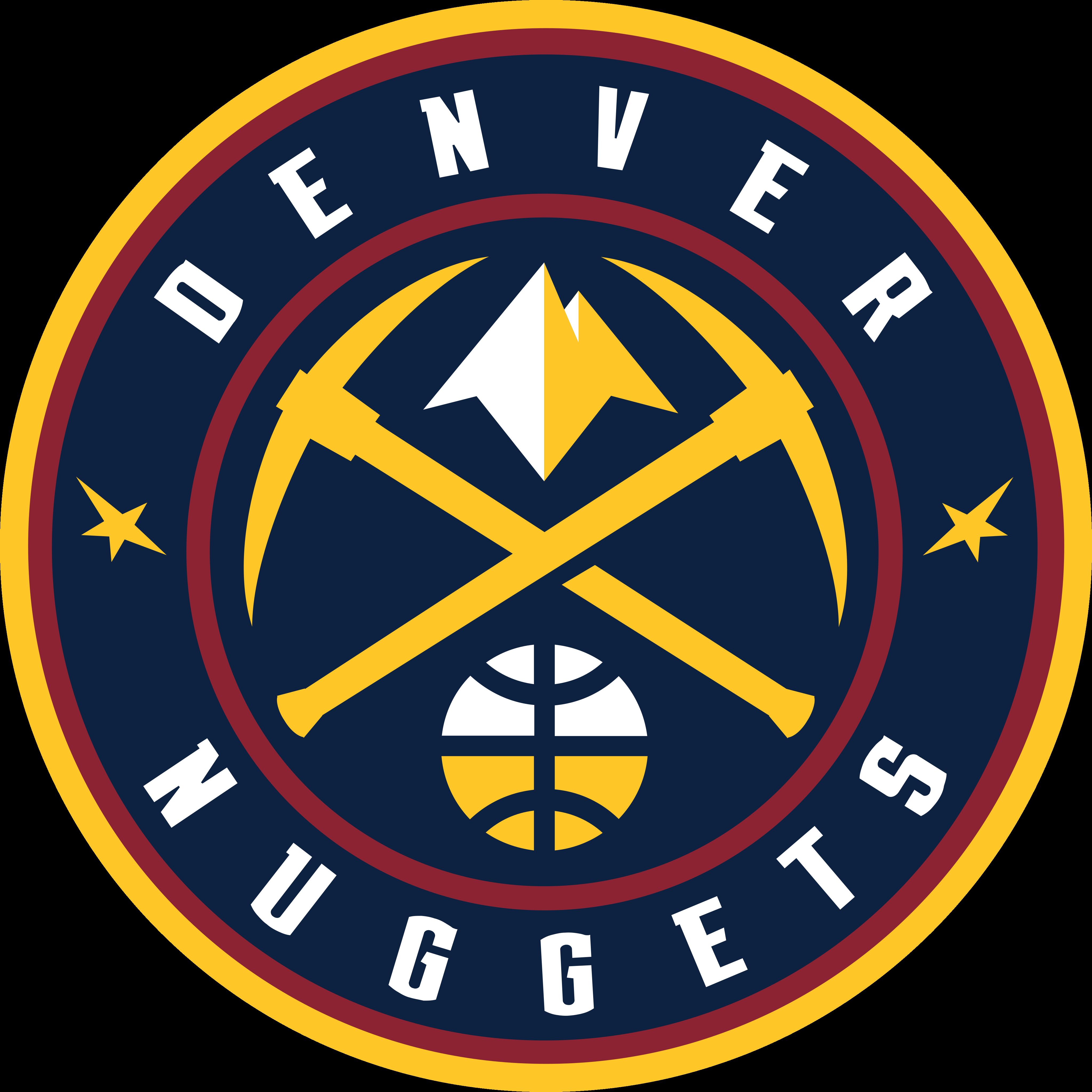 denver nuggets logo 1 - Denver Nuggets Logo