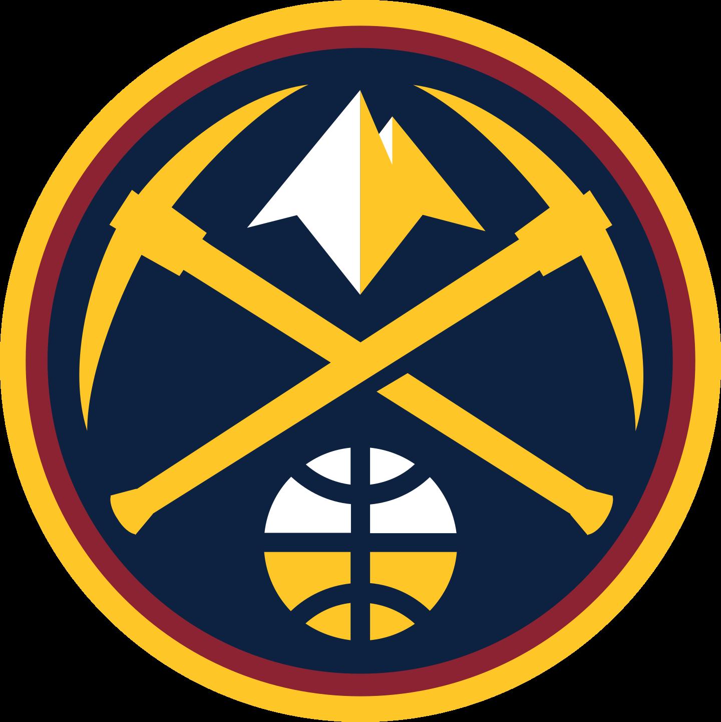 denver nuggets logo 2 - Denver Nuggets Logo