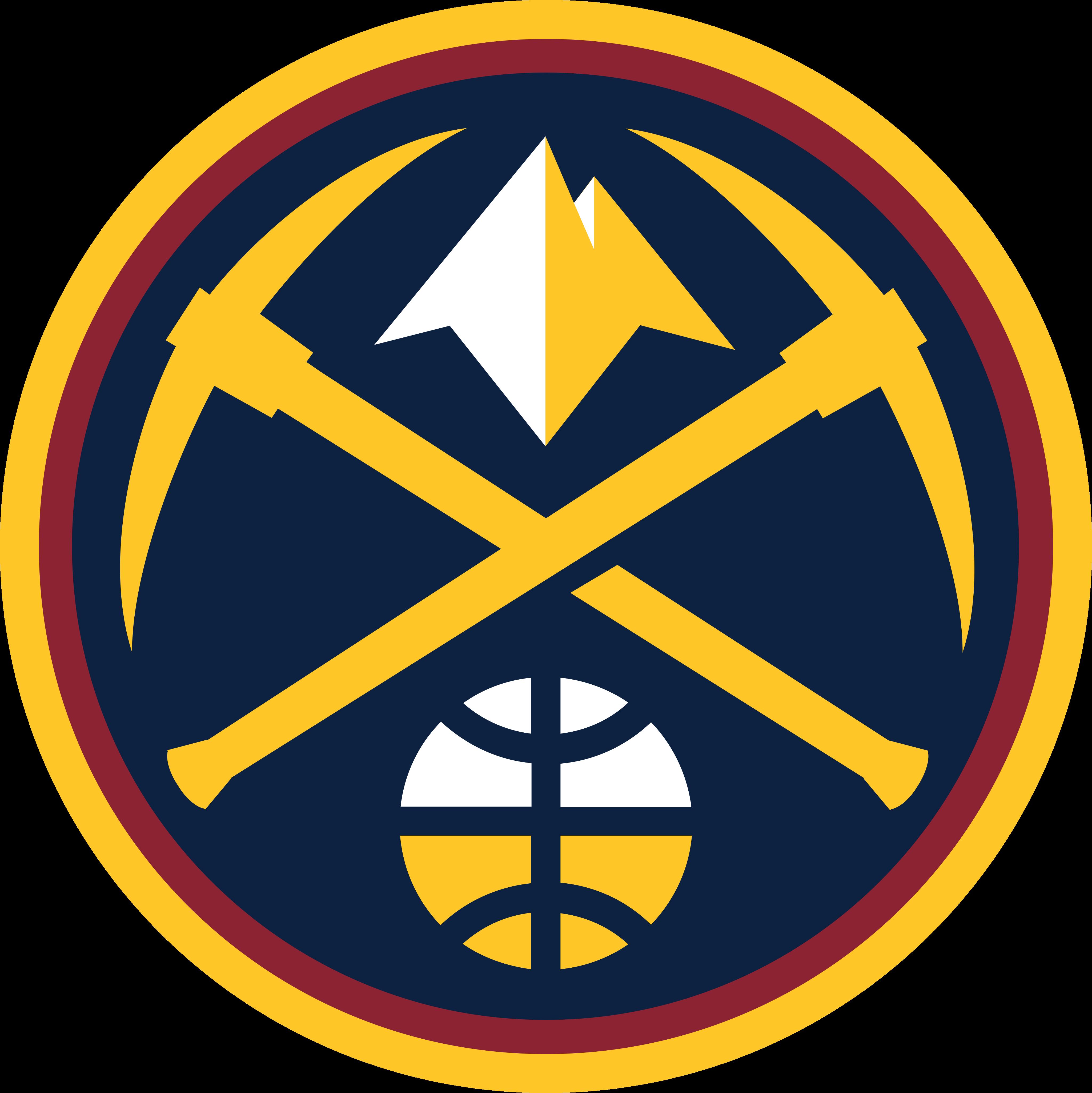 denver nuggets logo - Denver Nuggets Logo