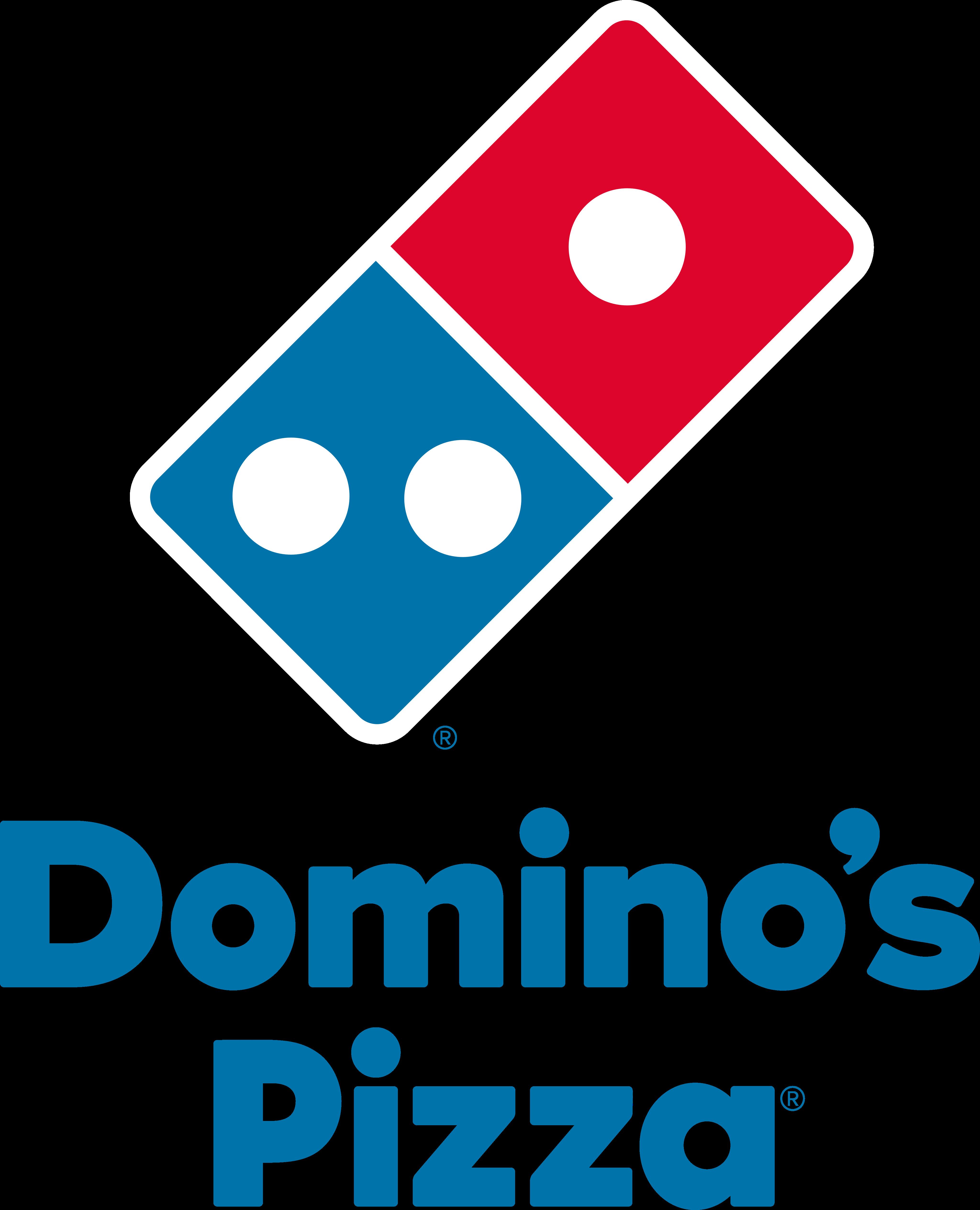 dominos pizza logo 1 - Domino's Pizza Logo