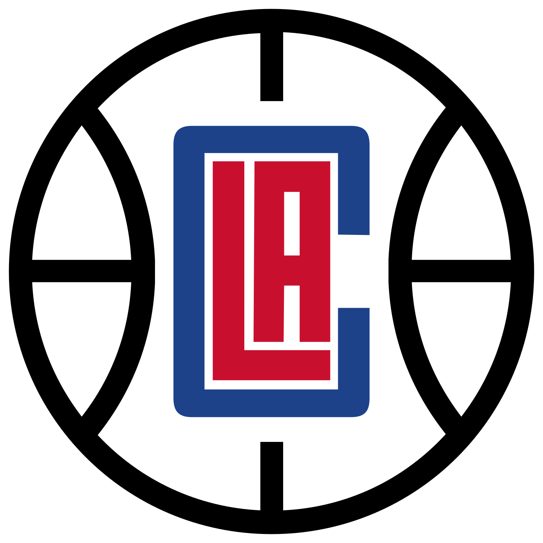 la clippers logo 2 - LA Clippers Logo