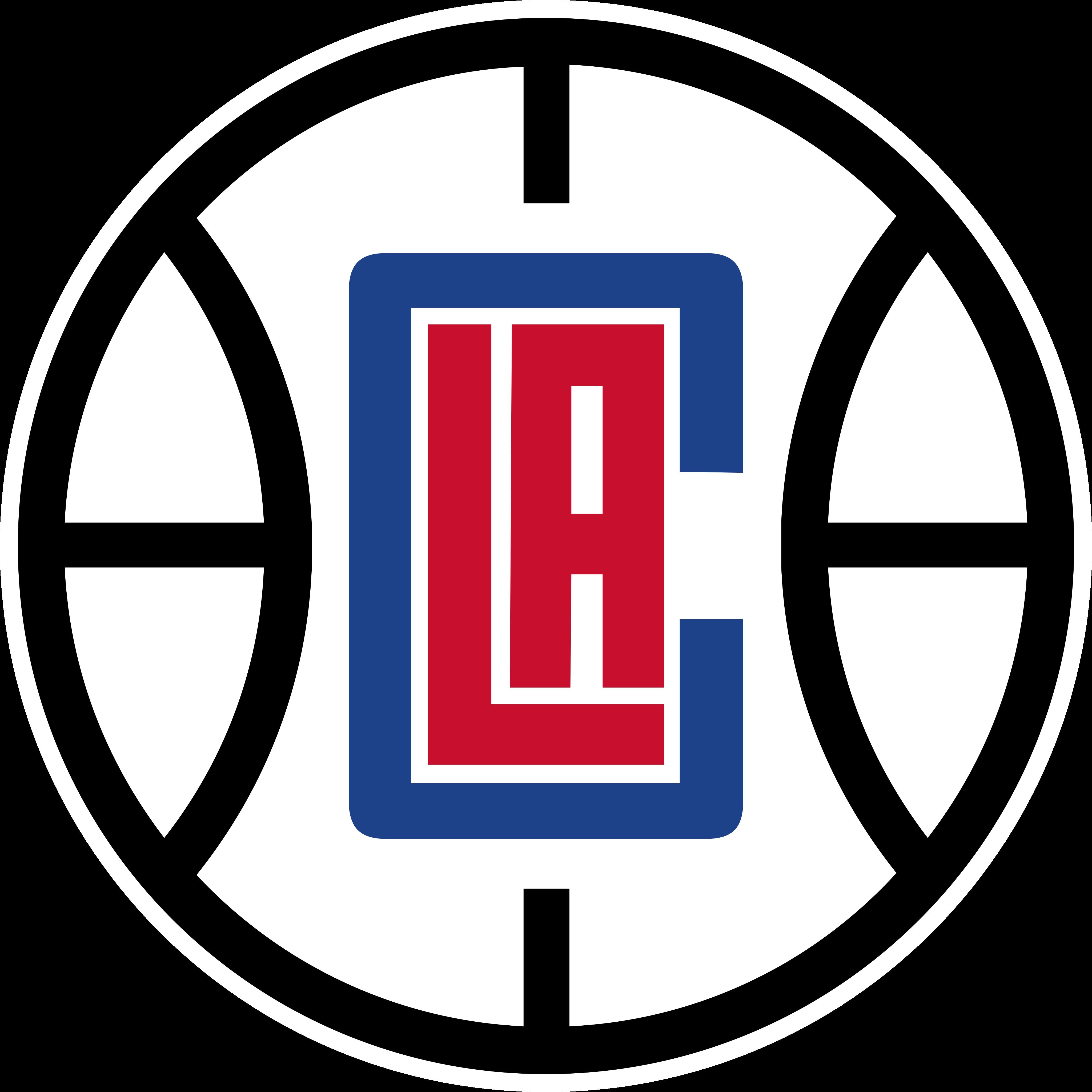 LA Clippers Logo.