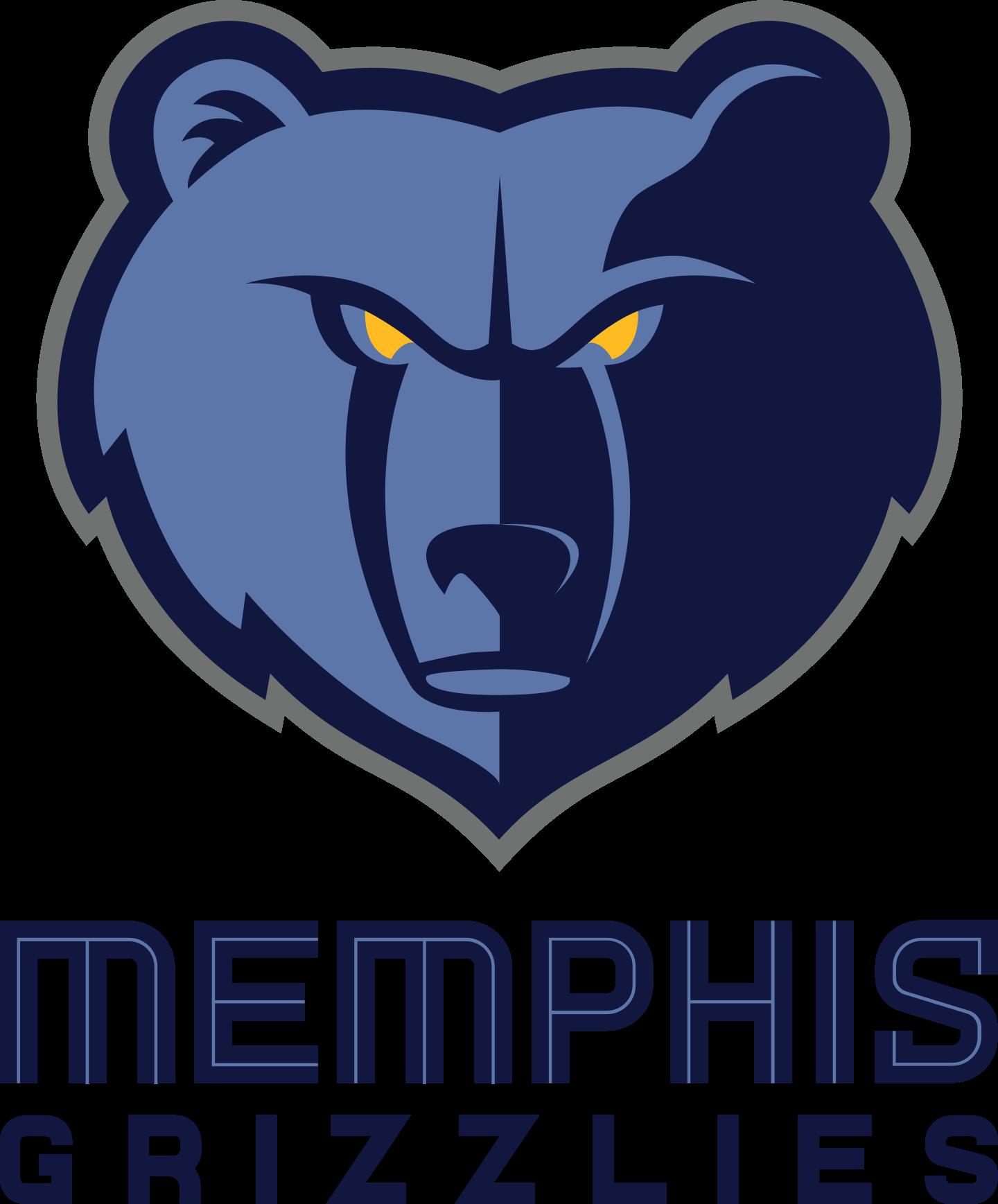 memphis grizzlies logo 3 - Memphis Grizzlies Logo