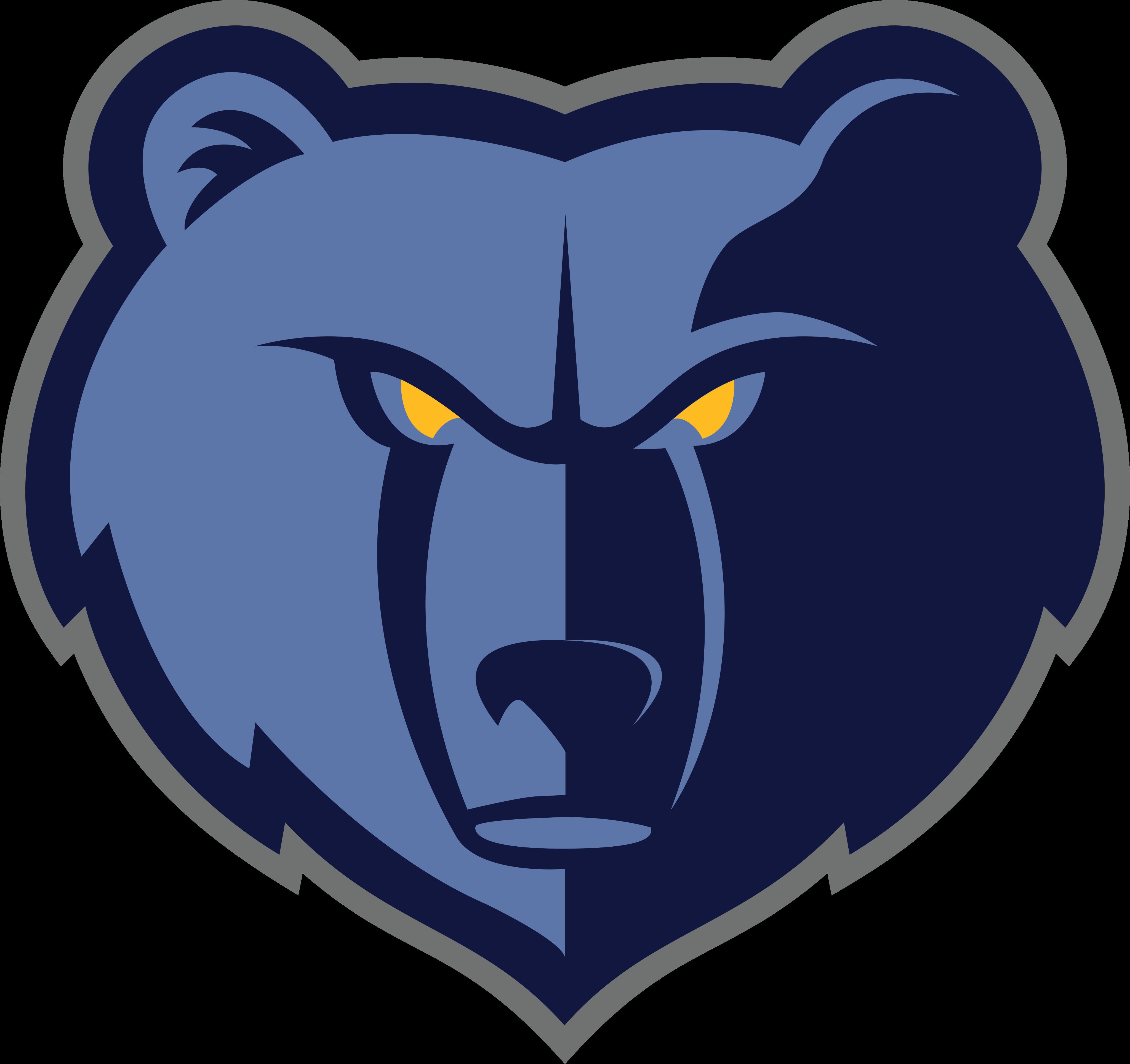 Memphis Grizzlies Logo.