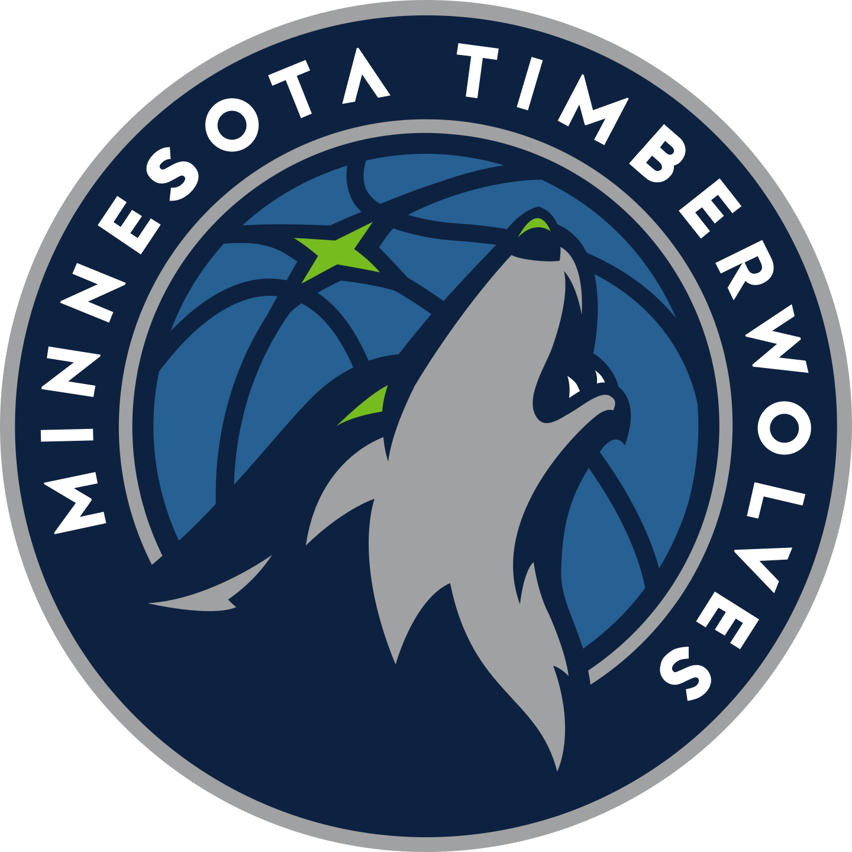 minnesota timberwolves logo 2 - Minnesota Timberwolves Logo