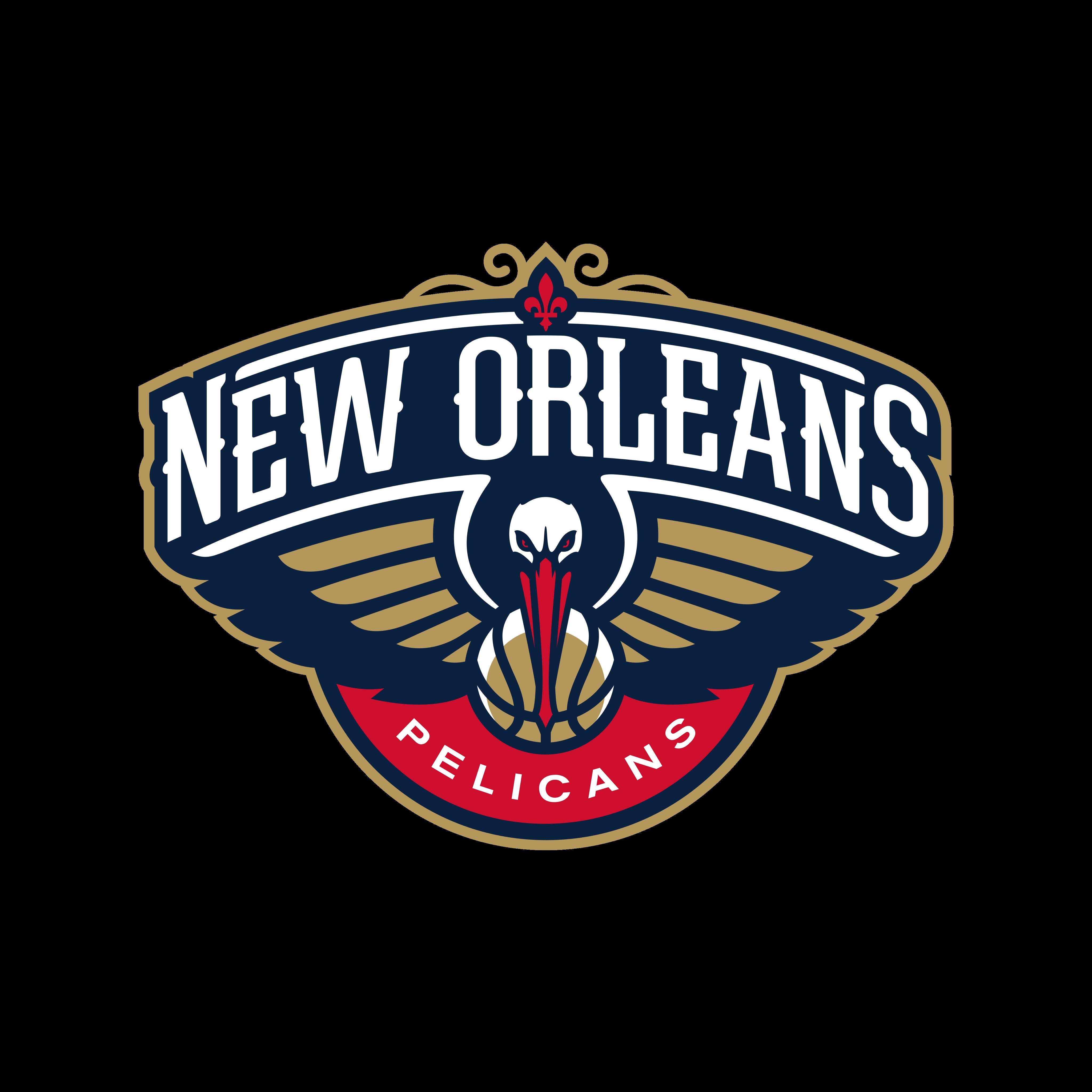 new orleans pelicans logo 0 - New Orleans Pelicans Logo
