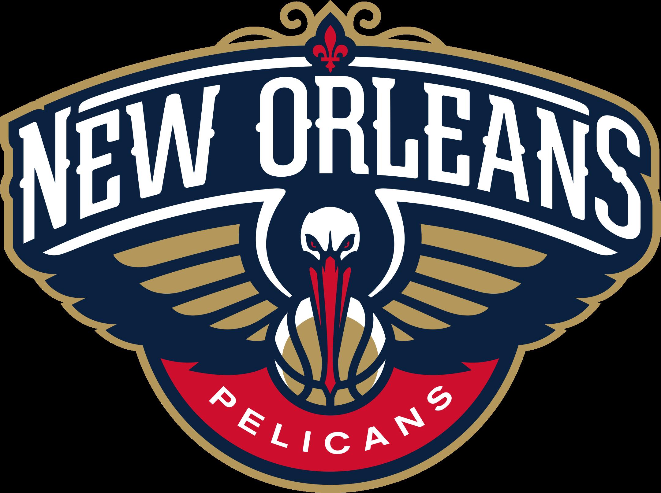 new orleans pelicans logo 1 - New Orleans Pelicans Logo
