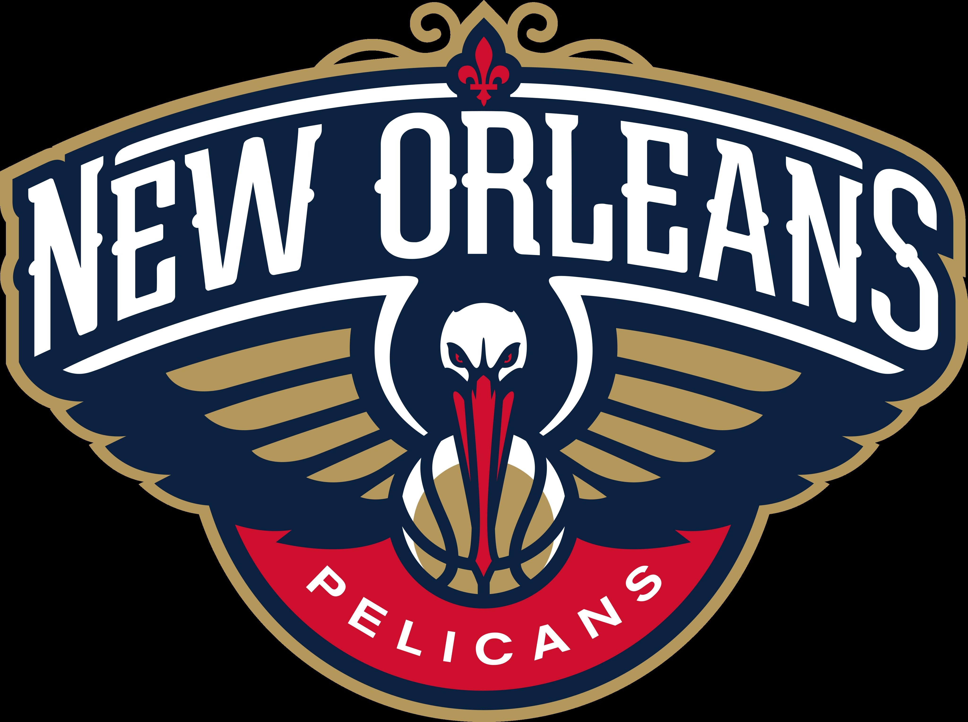 New Orleans Pelicans Logo.