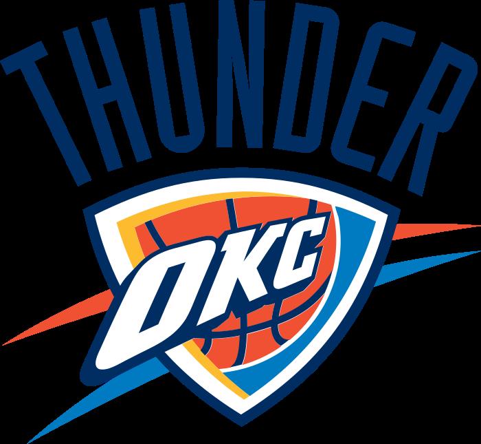 oklahoma city thunder logo 5 - Oklahoma City Thunder Logo