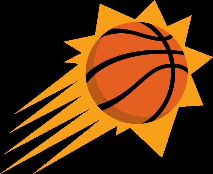 Phoenix Suns Logo.