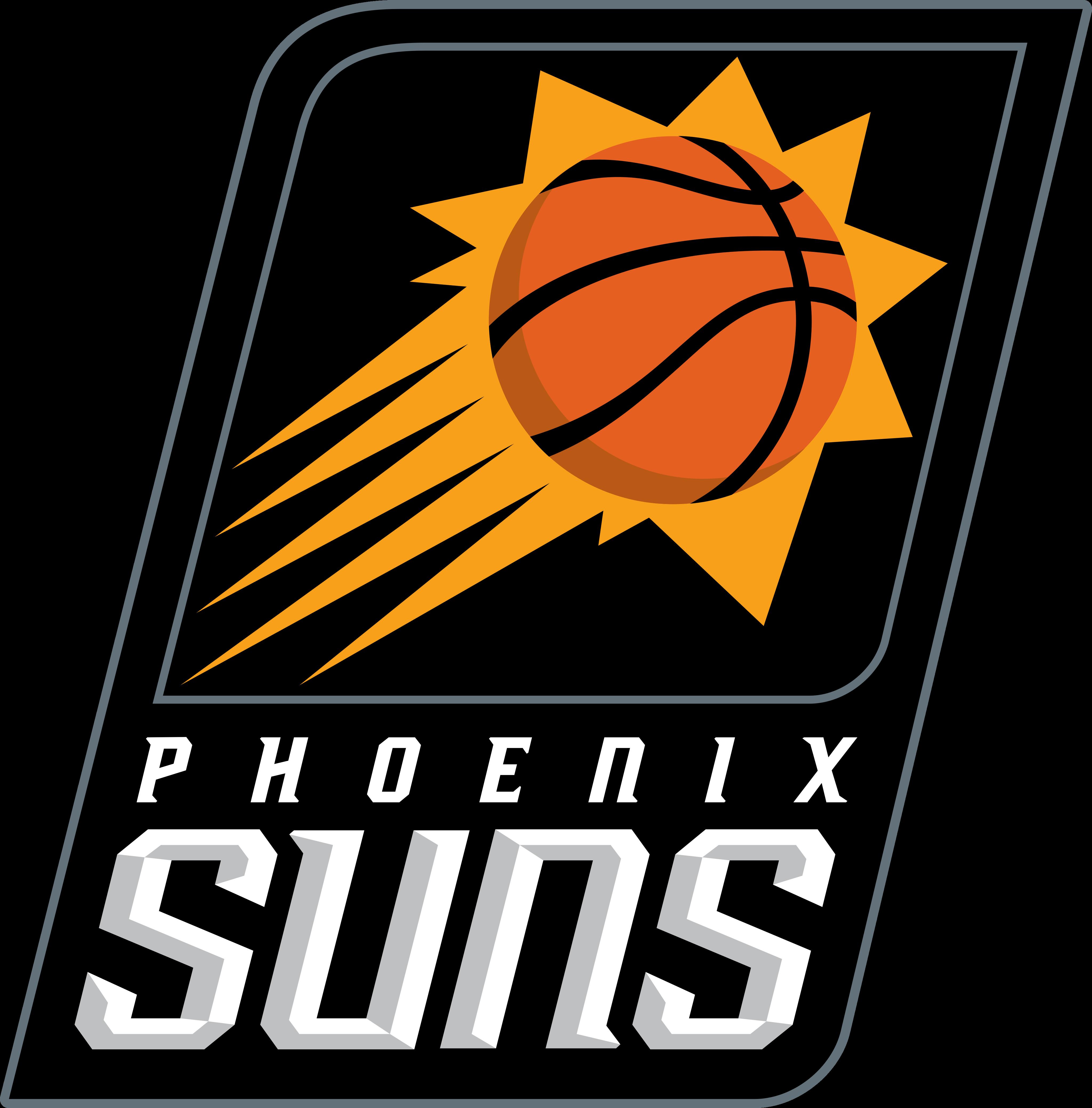 phoenix suns logo - Phoenix Suns Logo