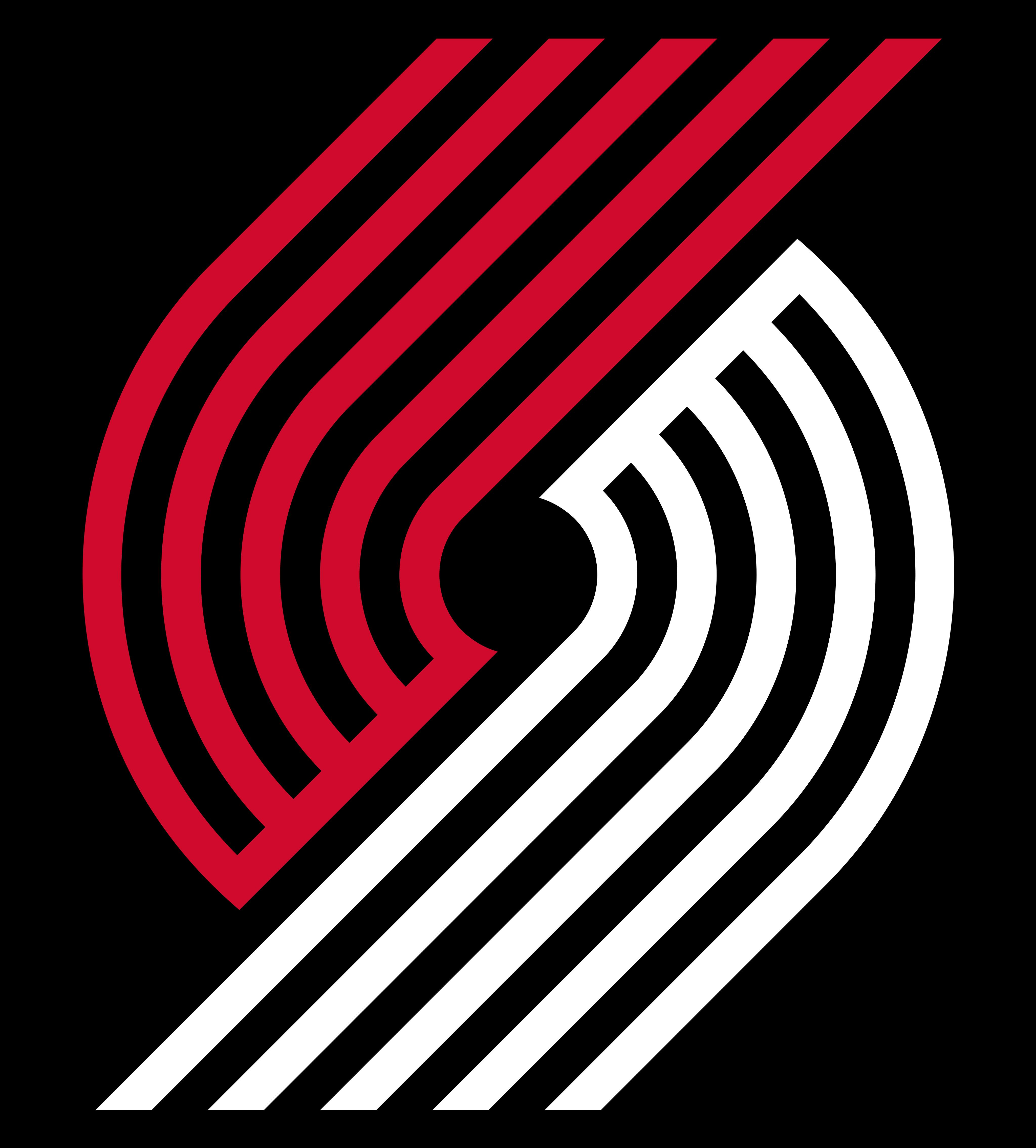 Portland Trail Blazers Logo.