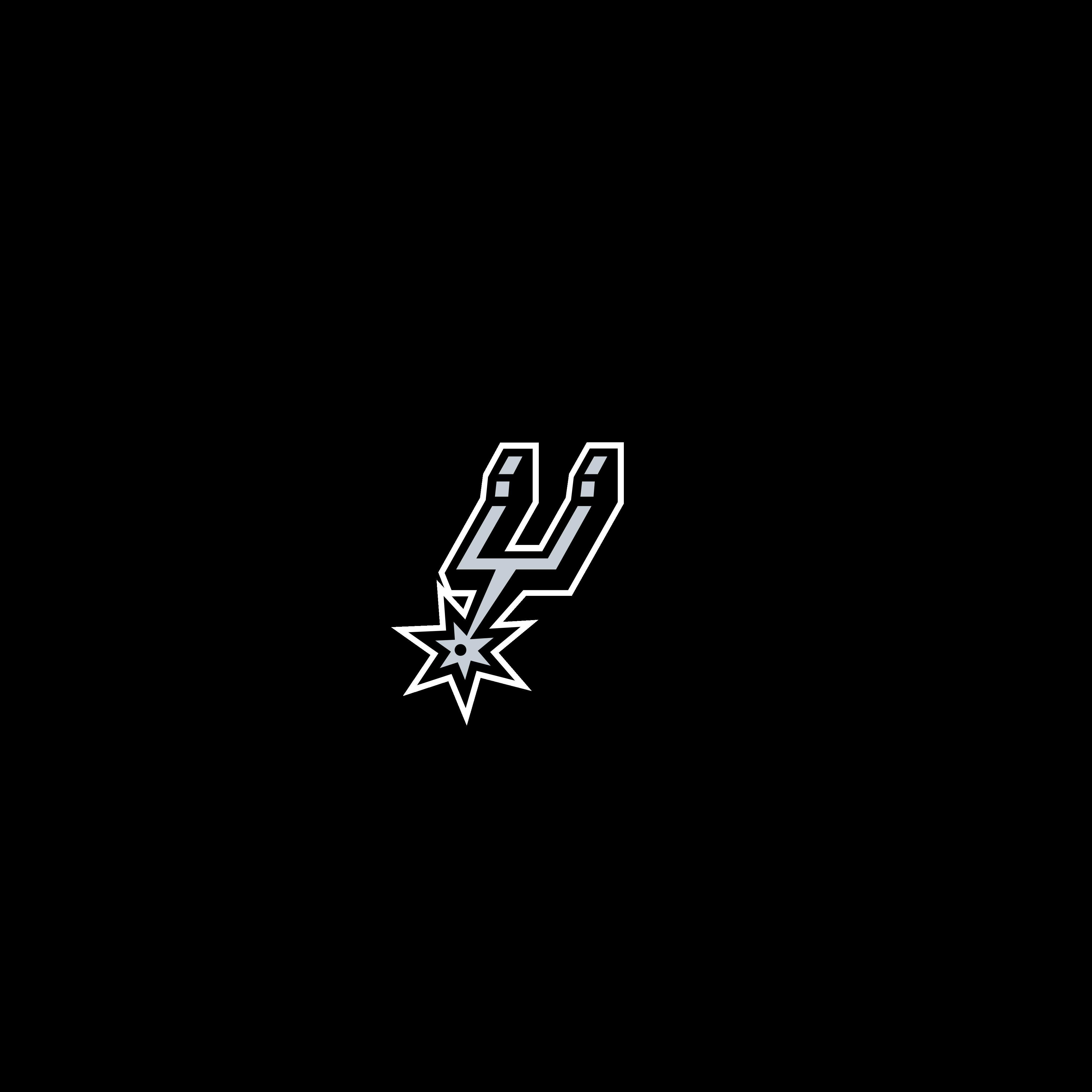 San Antonio Spurs Logo PNG.