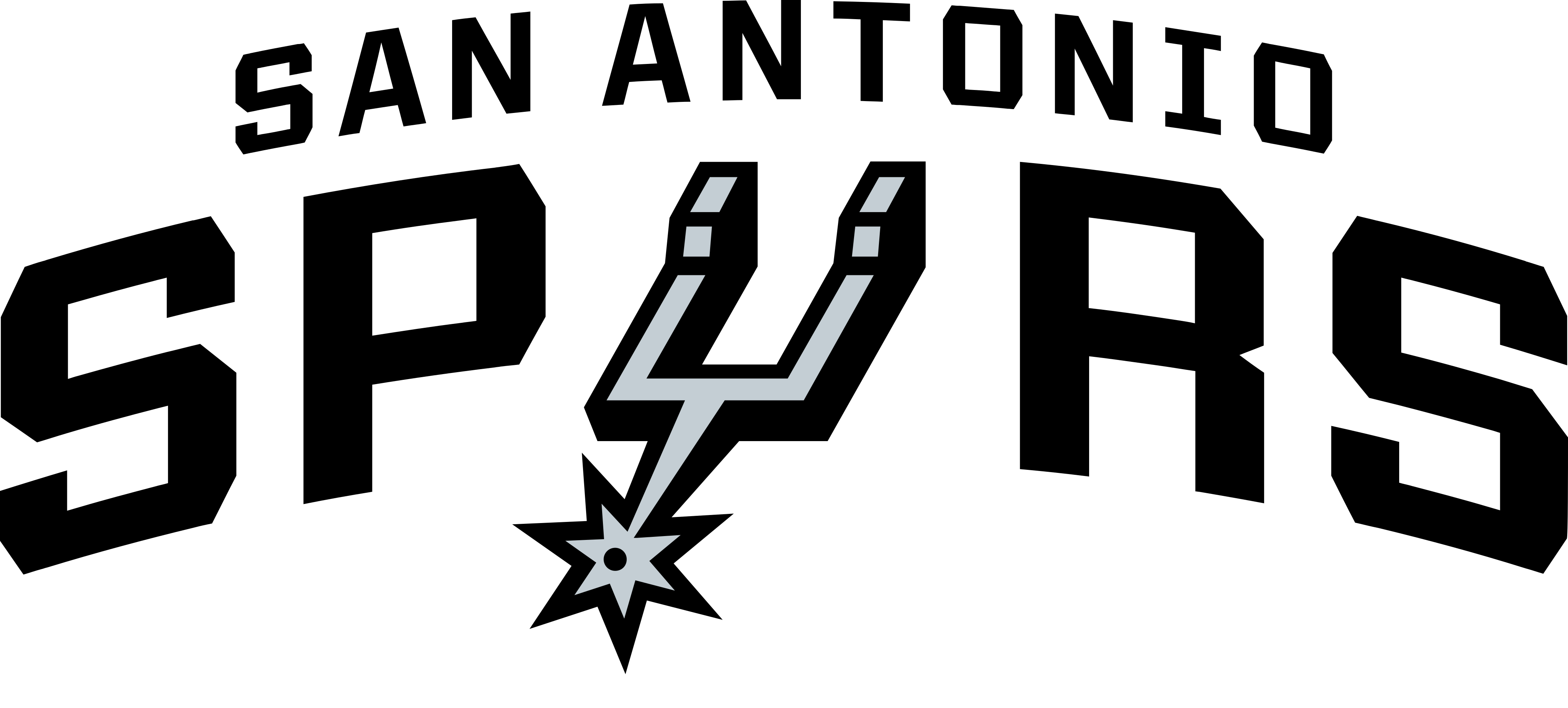 san antonio spurs logo 1 - San Antonio Spurs Logo