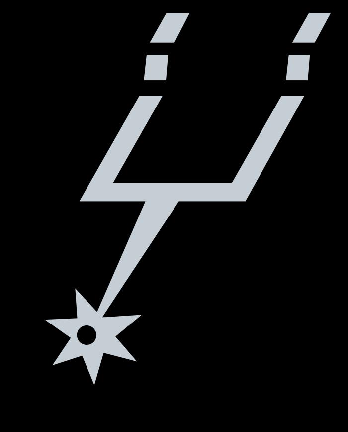 san antonio spurs logo 4 - San Antonio Spurs Logo