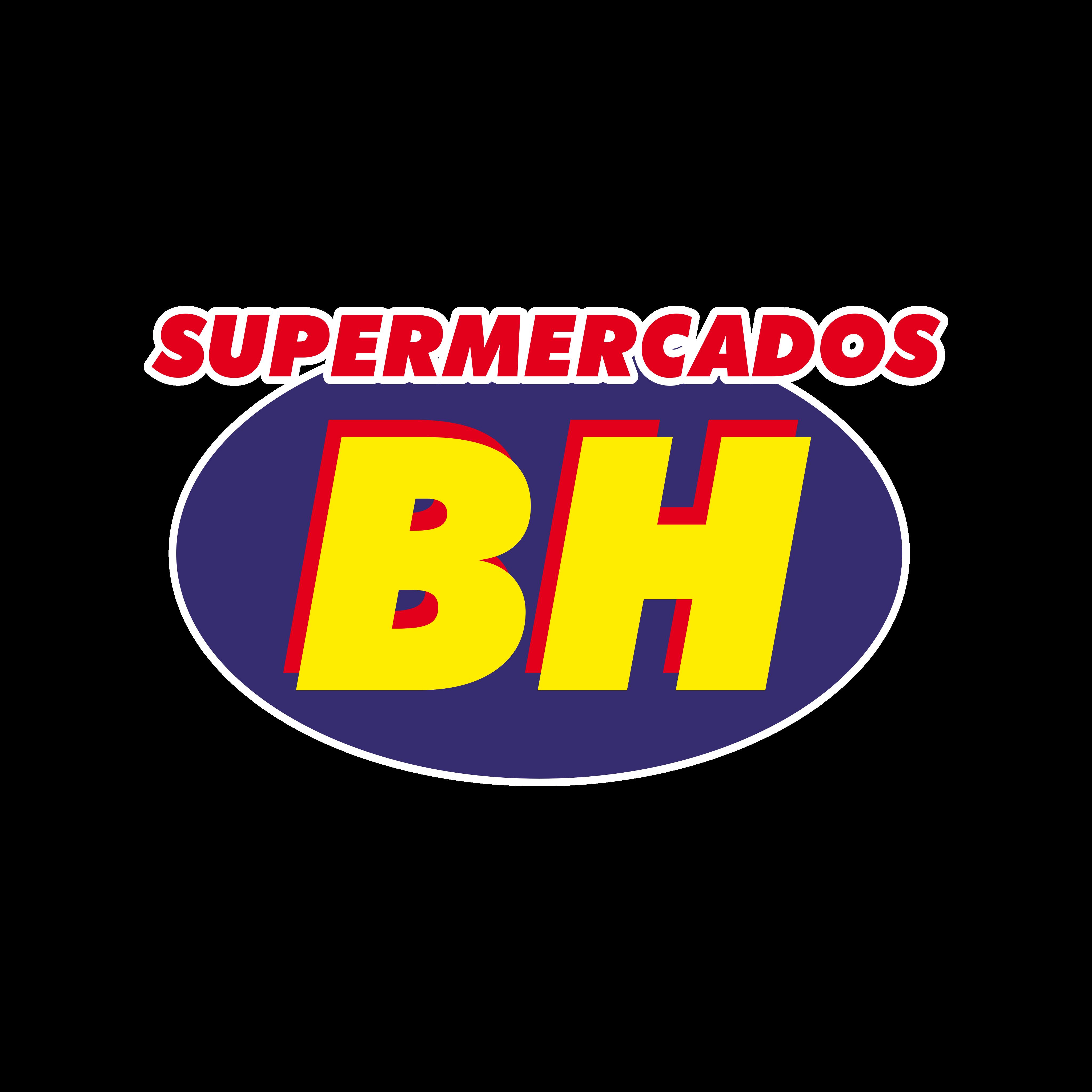 supermercados bh logo 0 - Supermercados BH Logo