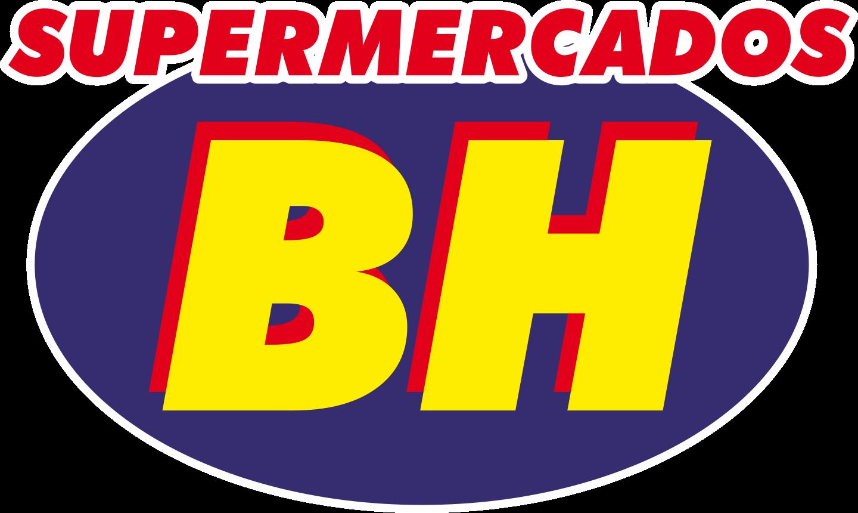supermercados bh logo 2 - Supermercados BH Logo