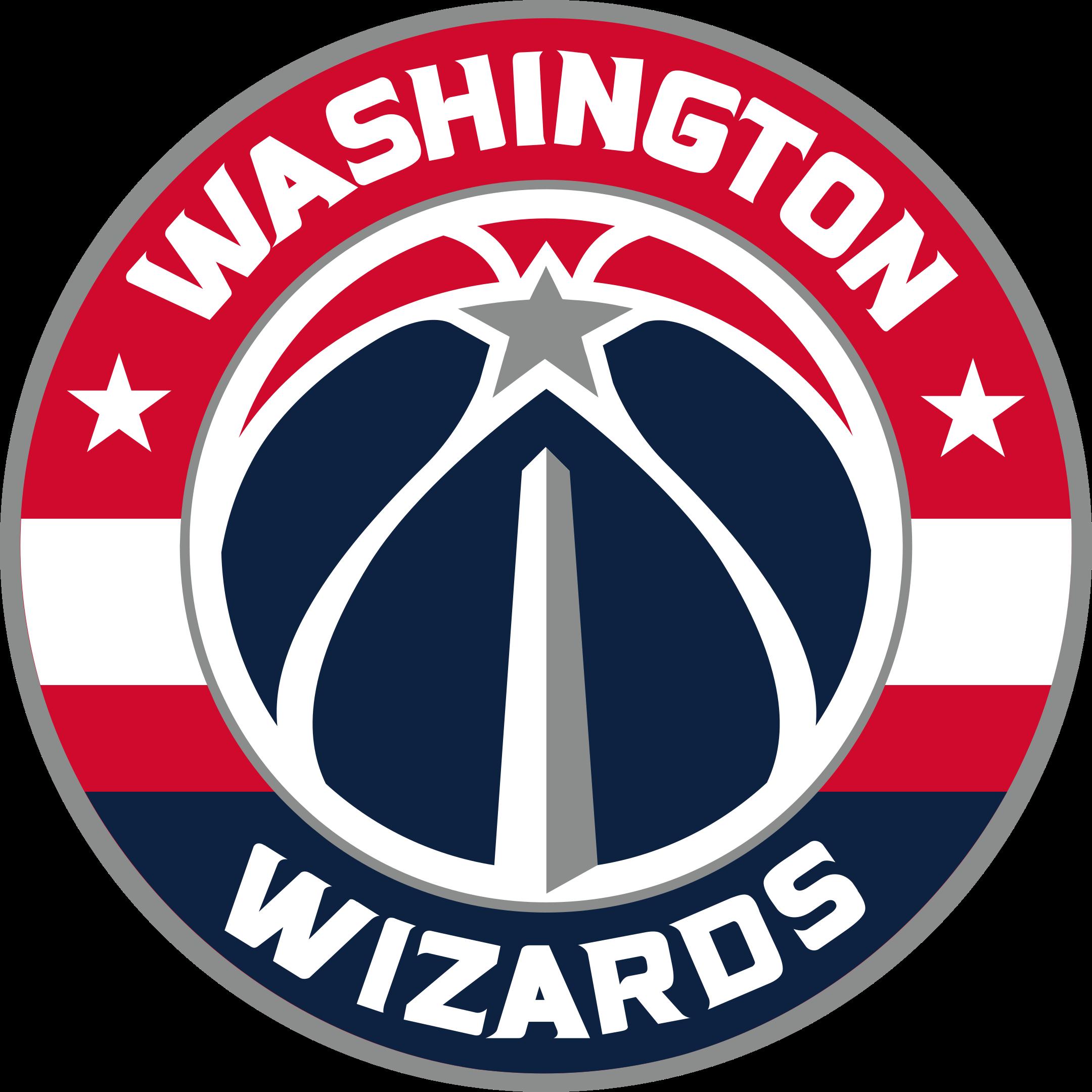 washington wizards logo 1 - Washington Wizards Logo