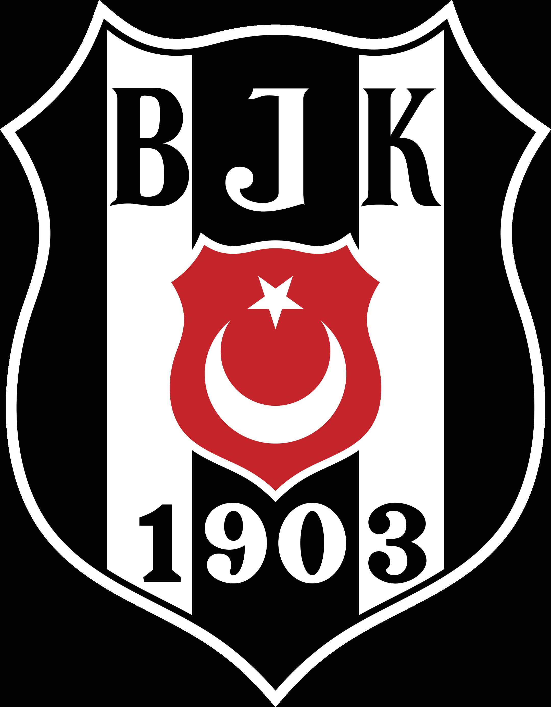 besiktas jk logo 1 - Besiktas JK Logo