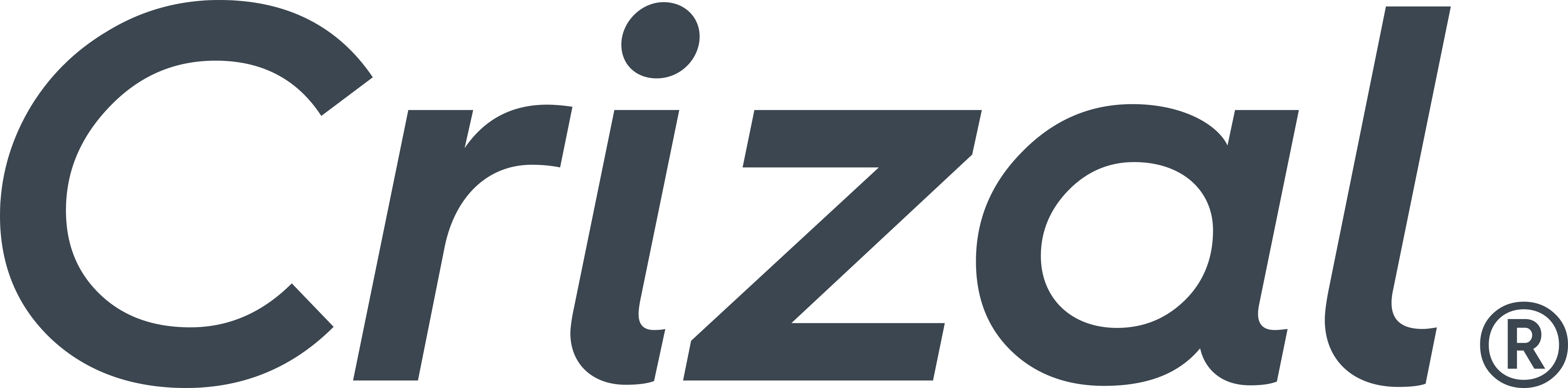 Crizal Logo.