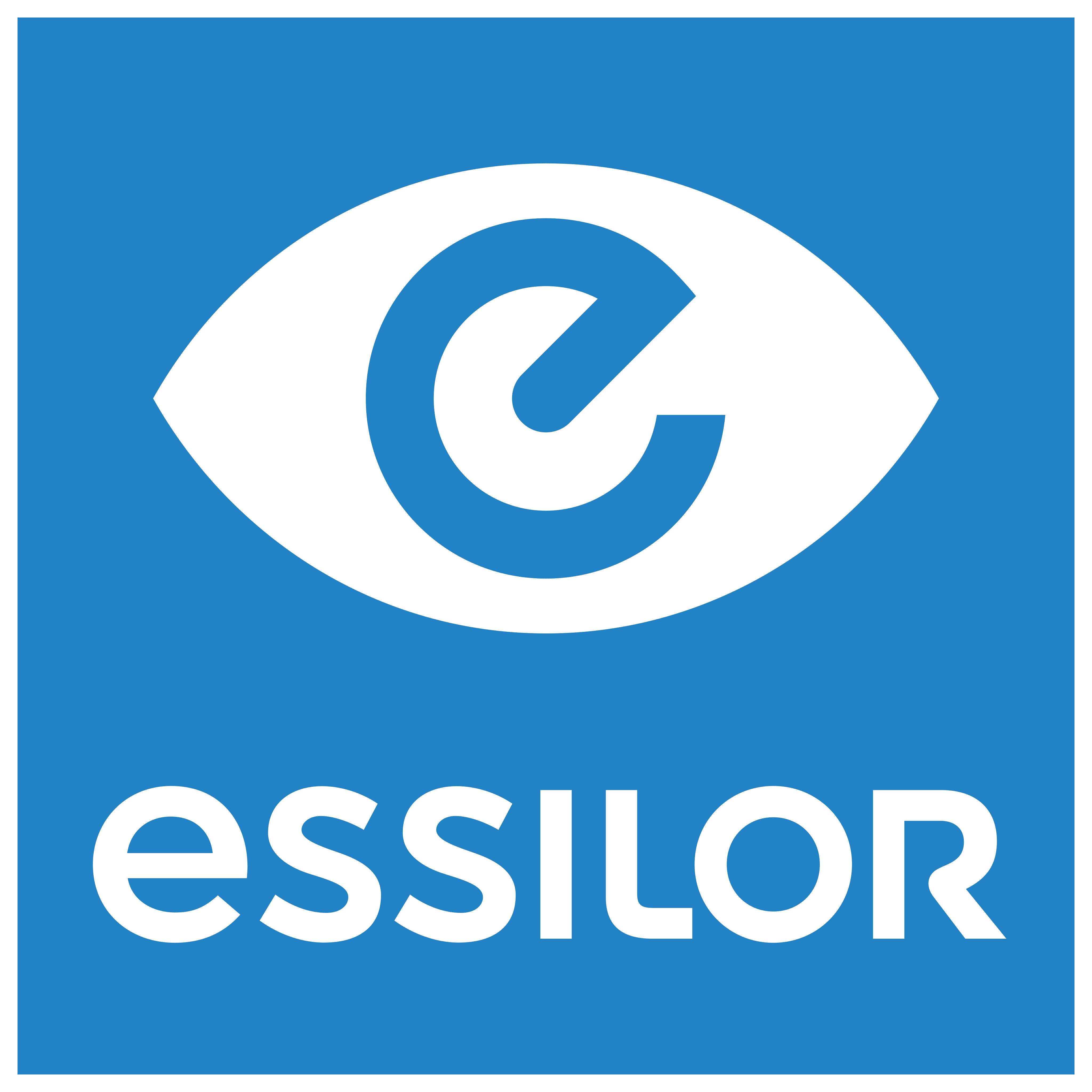 Essilor Logo.