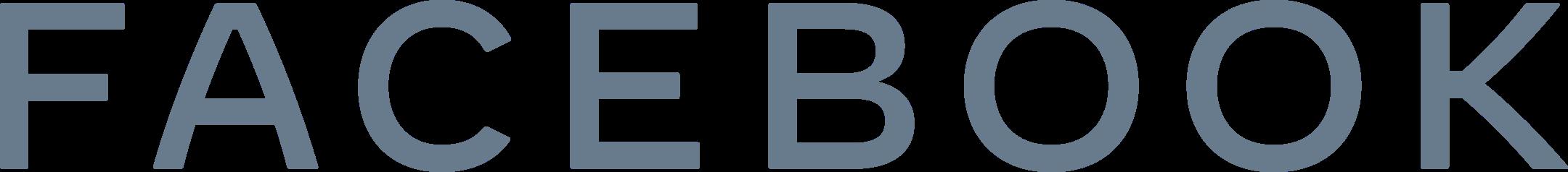 facebook inc logo 1 - FACEBOOK Inc. Logo