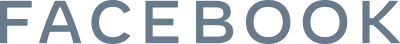 facebook inc logo 4 - FACEBOOK Inc. Logo