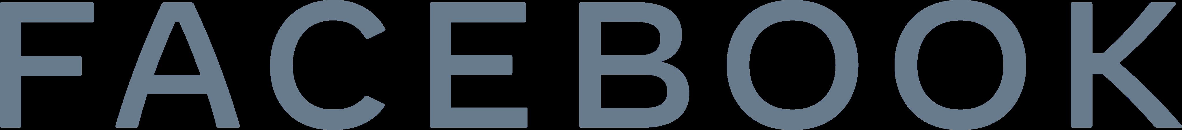 FACEBOOK Inc. Logo.