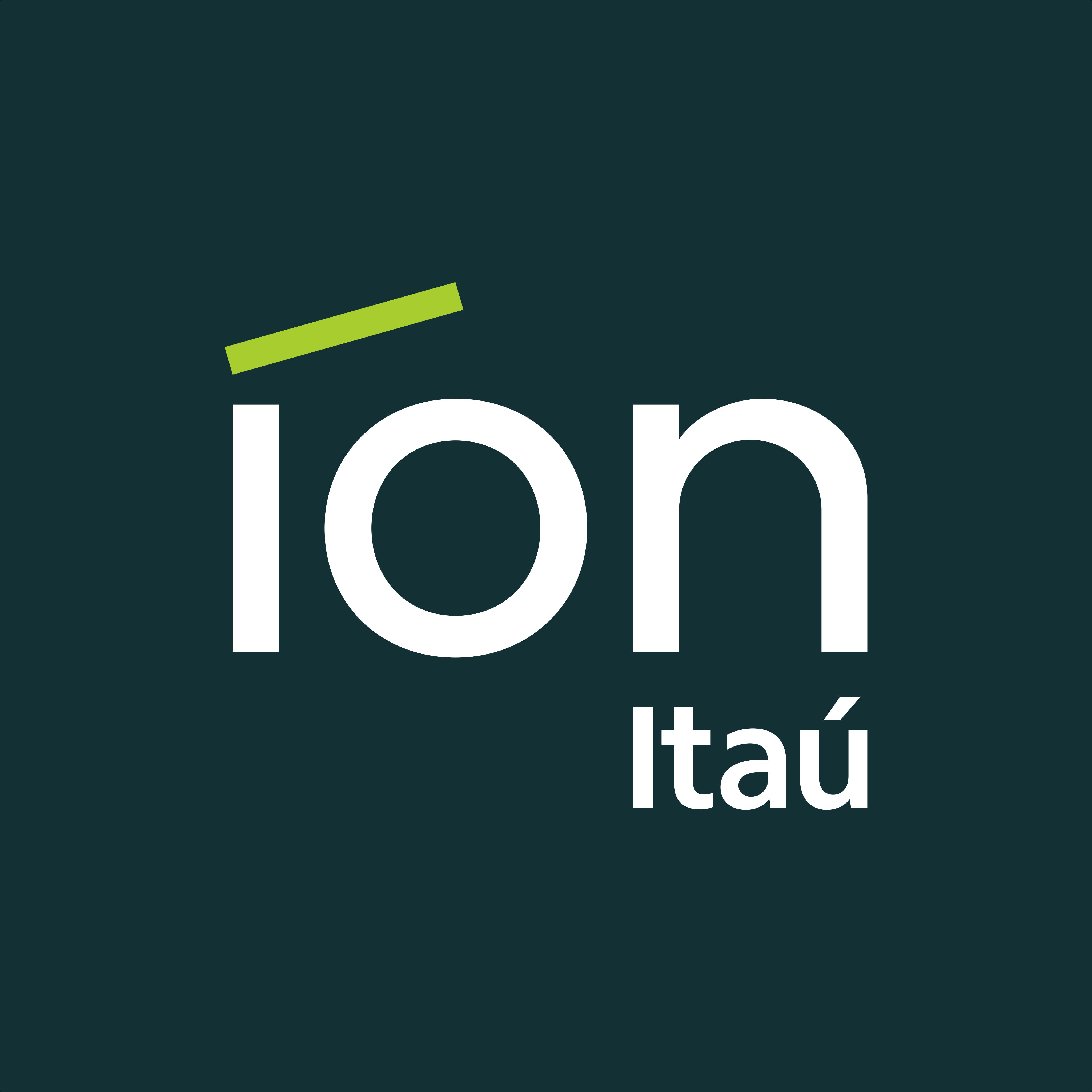 itau ion logo - Itaú Íon Logo