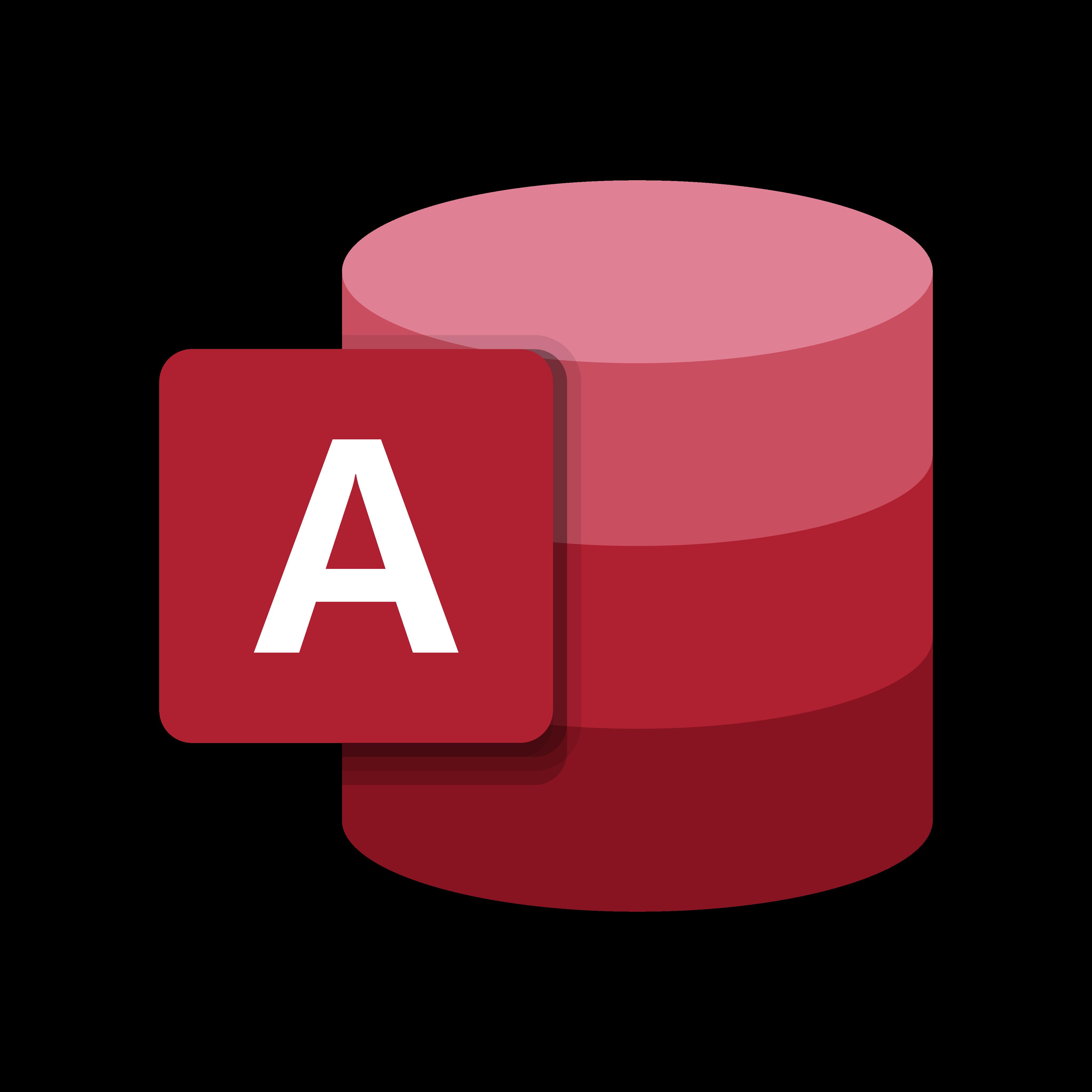 microsoft access logo 0 - Microsoft Access Logo
