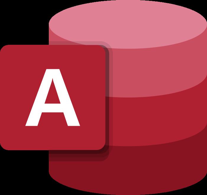 microsoft access logo 3 - Microsoft Access Logo