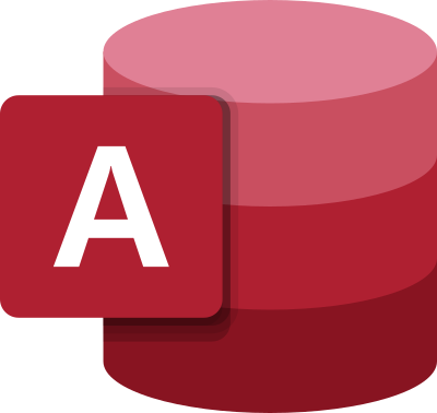 microsoft access logo 4 - Microsoft Access Logo