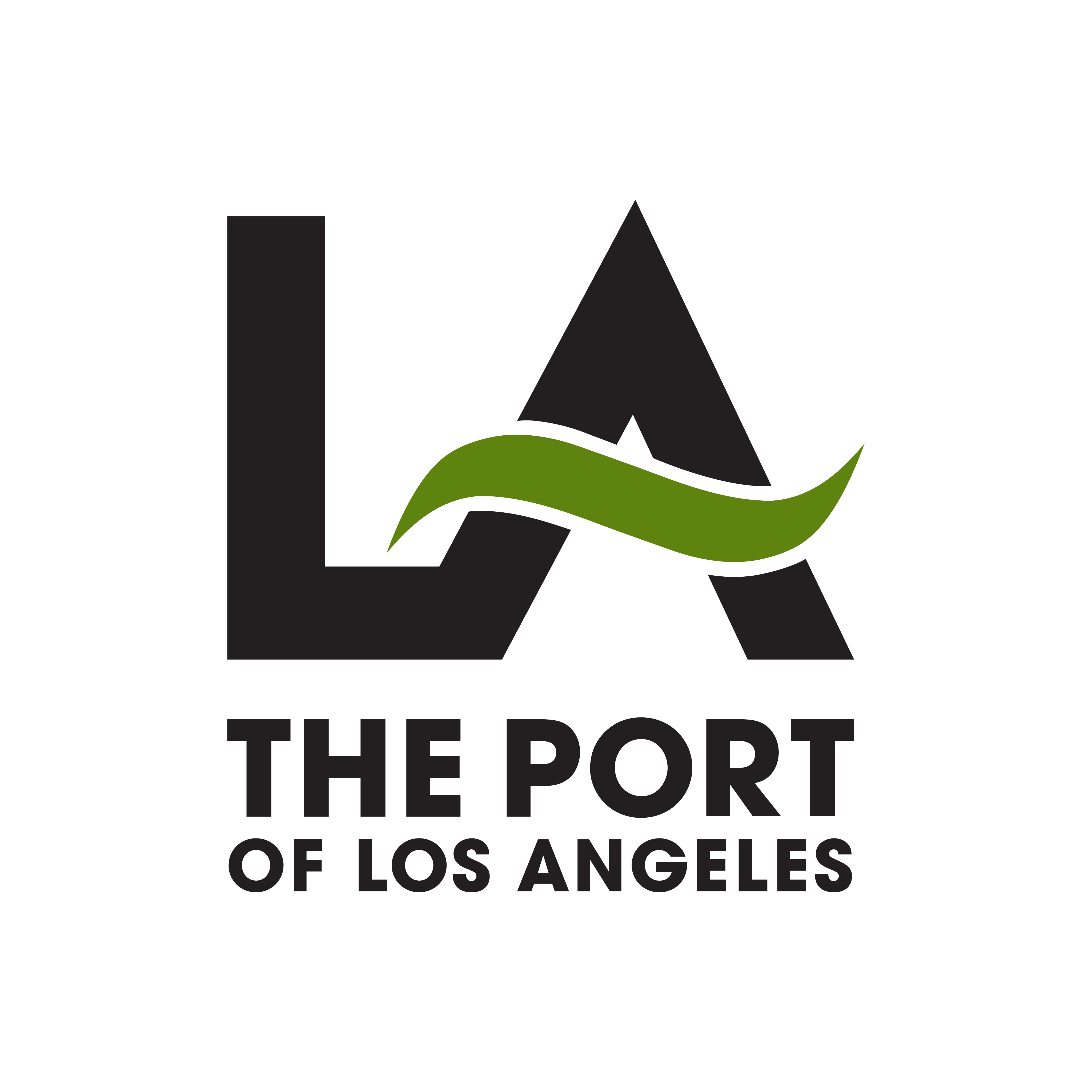 port of los angeles logo 0 - Port of Los Angeles Logo
