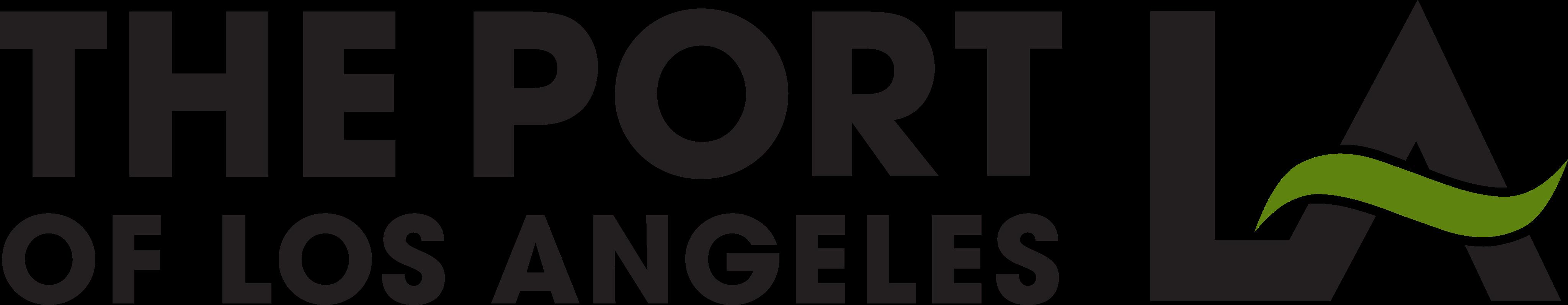port of los angeles logo - Port of Los Angeles Logo