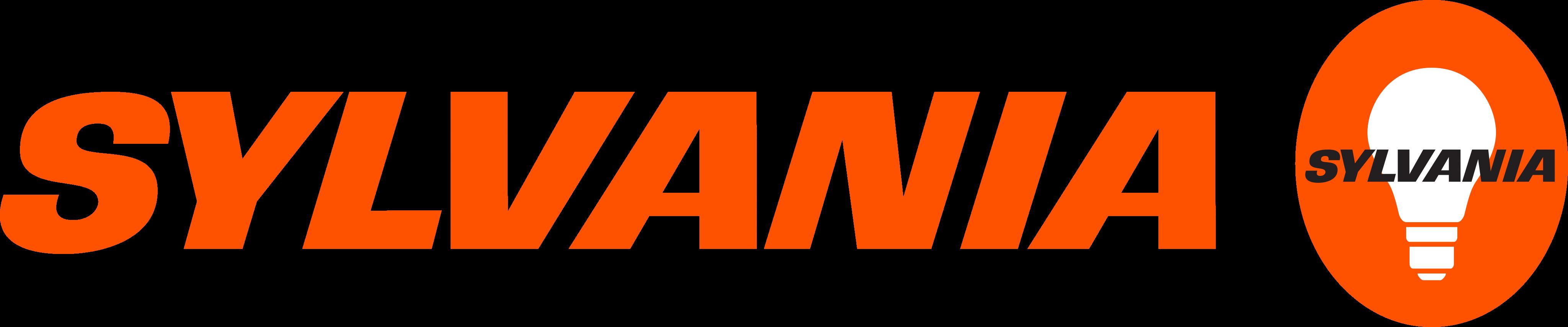 Sylvania Lighting Logo.