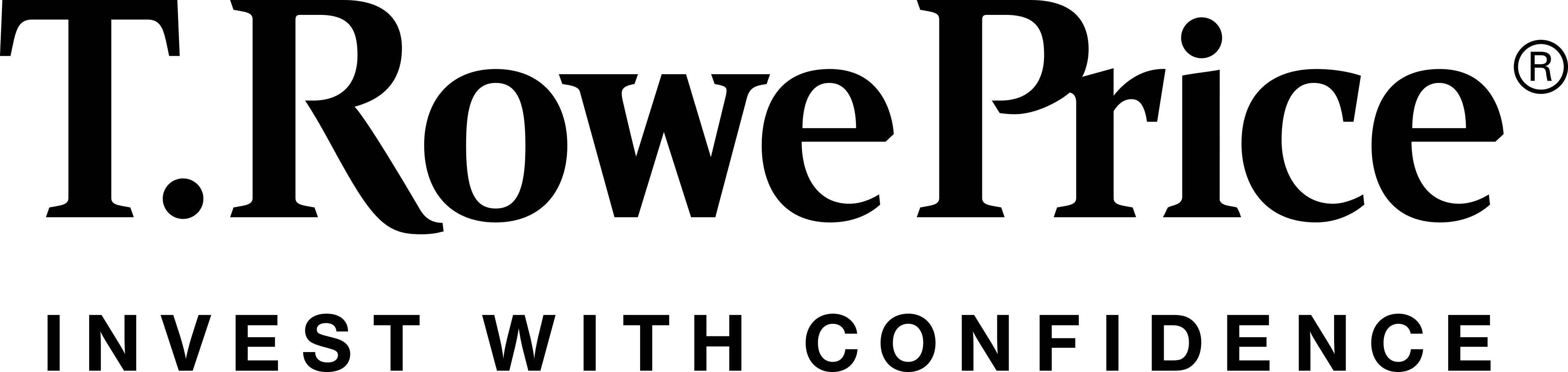 t rowe price logo 1 - T. Rowe Price Logo
